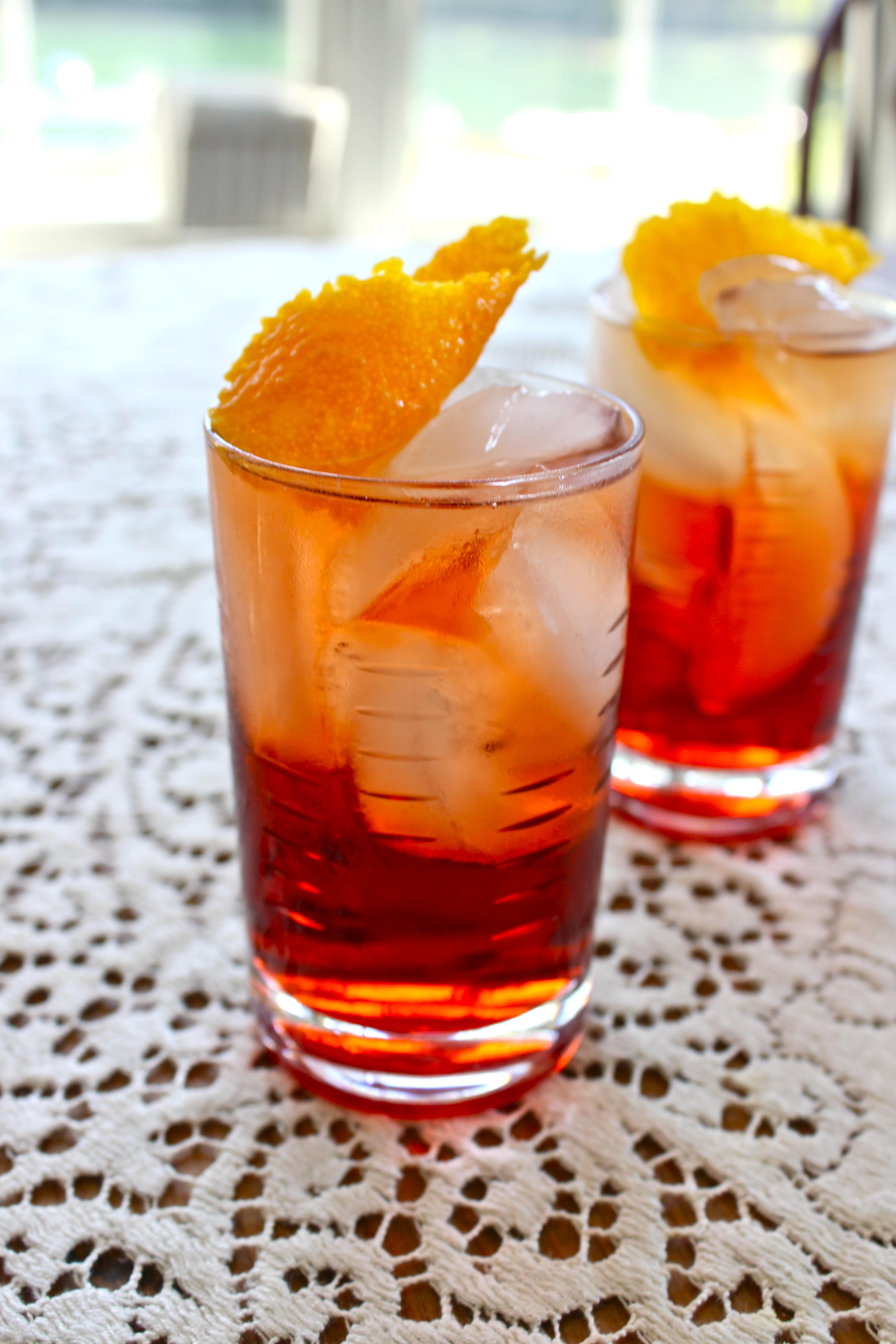 Recipe: The Classic Negroni Cocktail | Kitchn