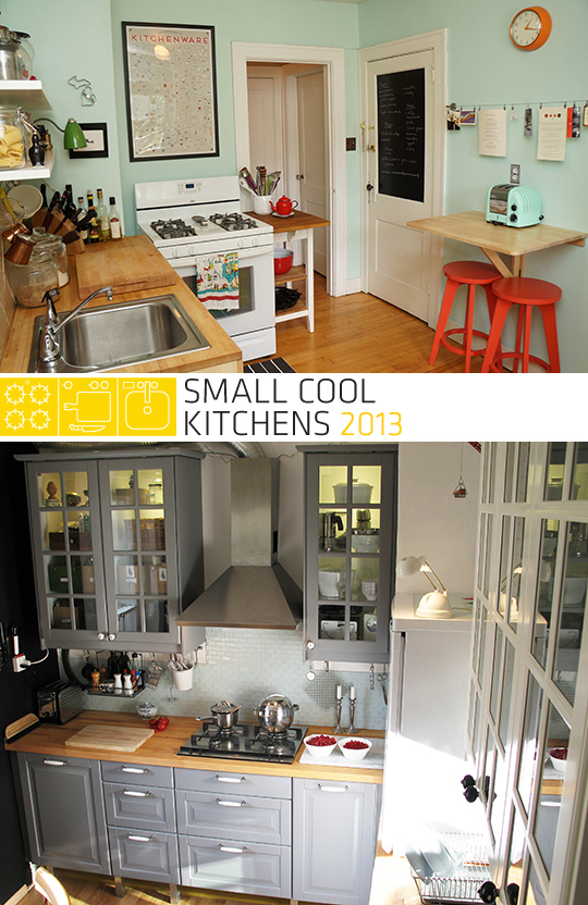 The Winners of Small Cool Kitchens 2013! | Kitchn