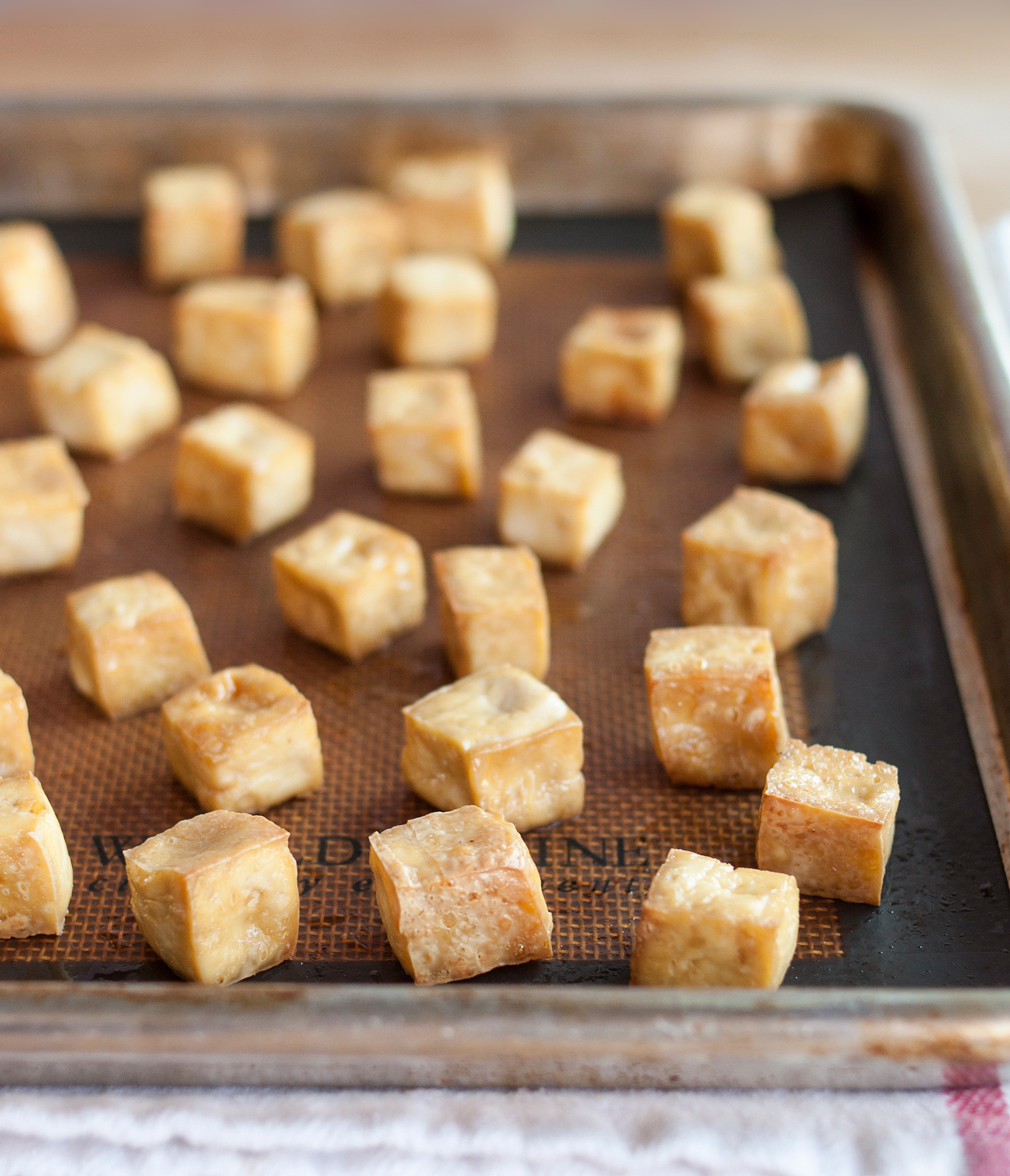 How To Make Baked Tofu for Salads, Sandwiches & Snacks | Kitchn