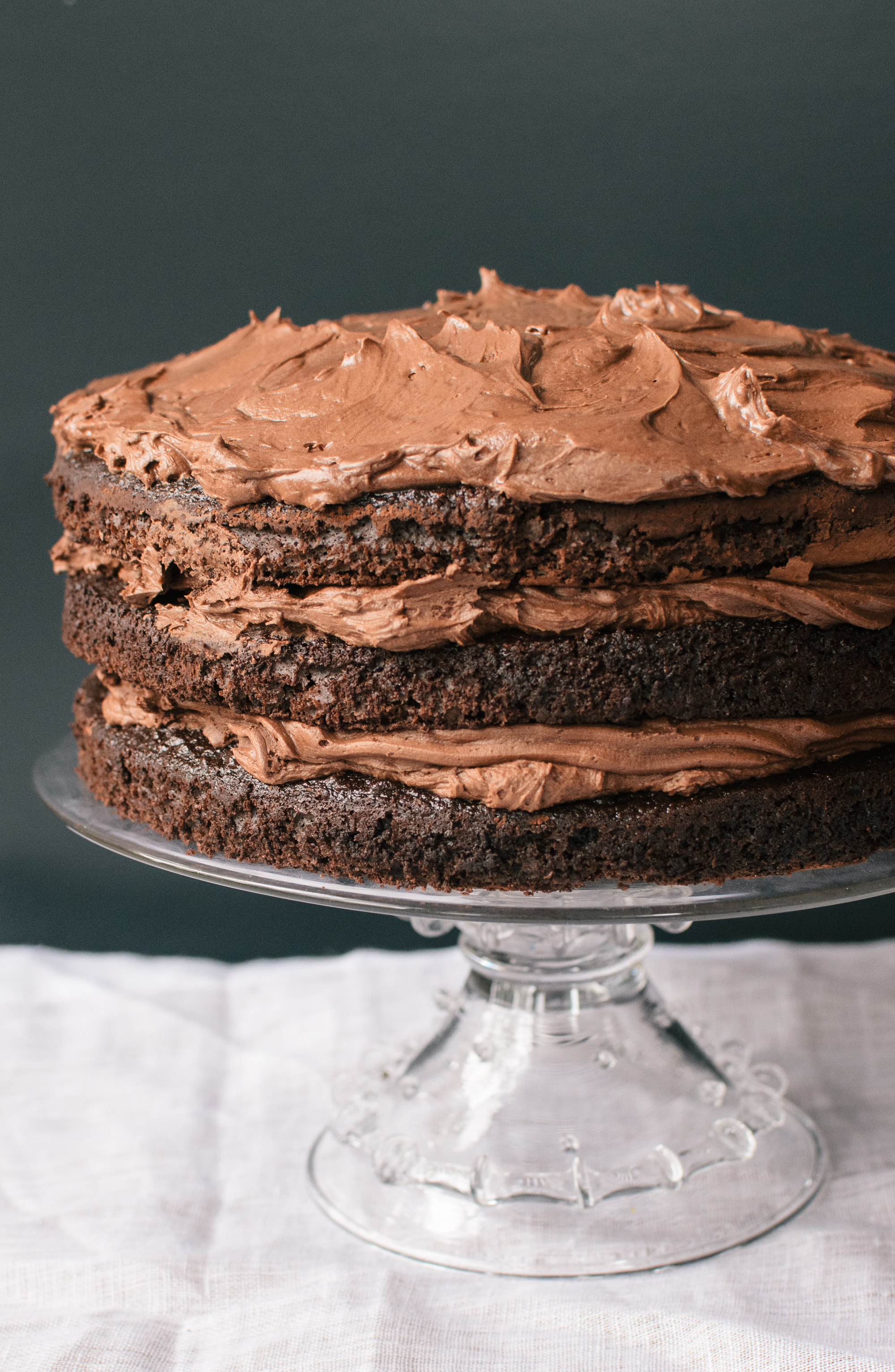 Essential Recipe: Chocolate Layer Cake | Kitchn