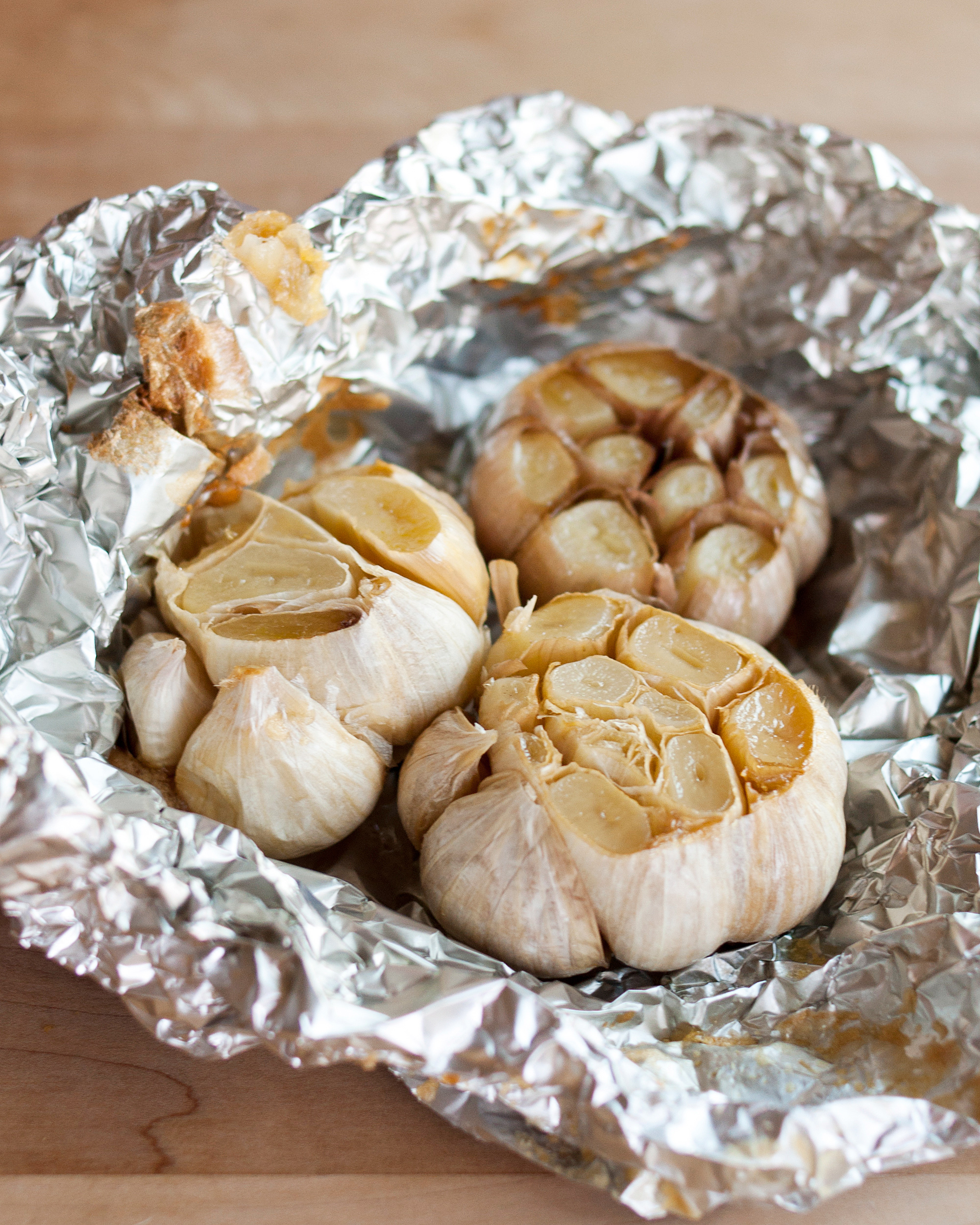 How To Roast Garlic in the Oven | Kitchn