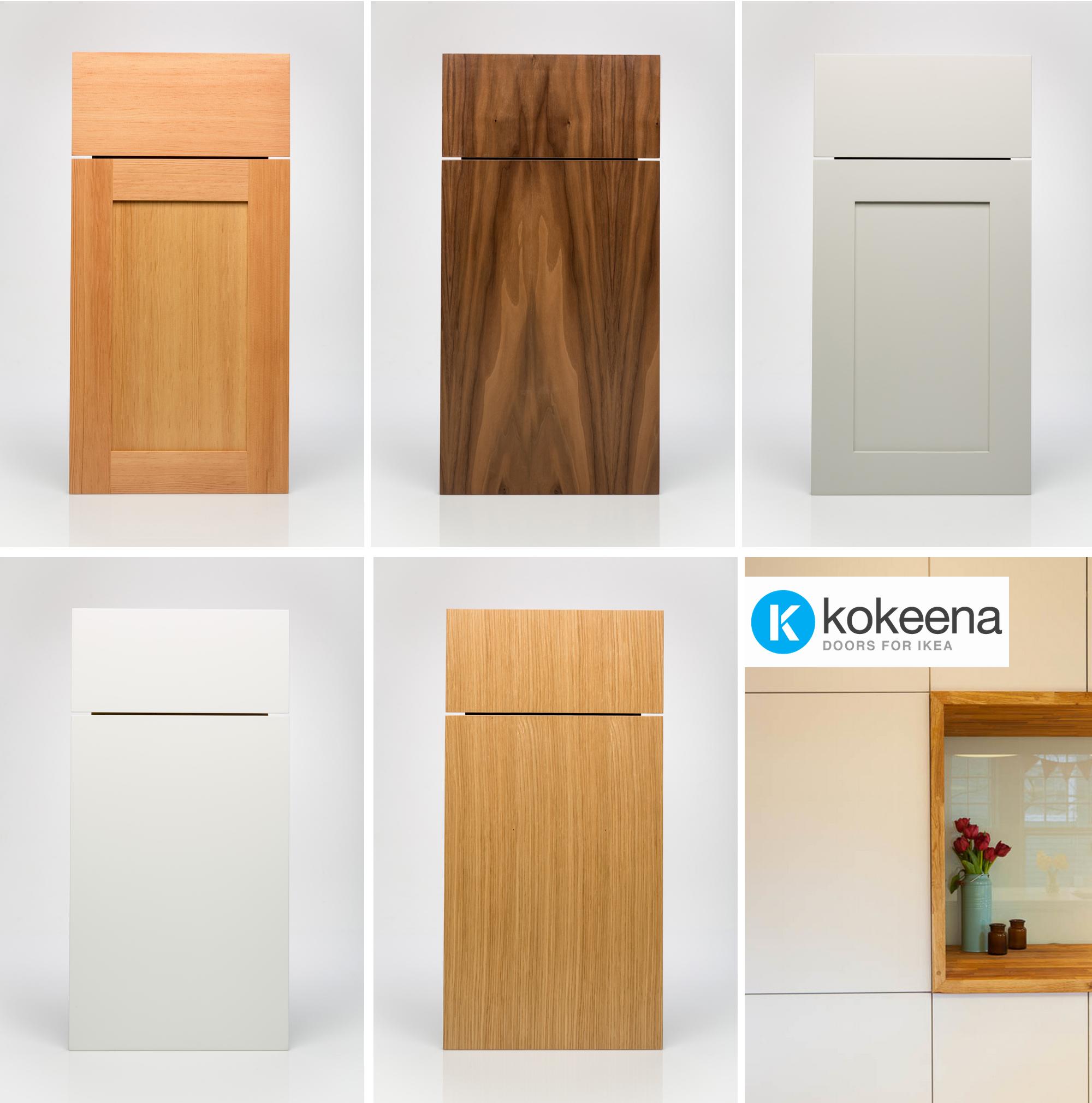 Cabinet Doors For Ikea Akurum