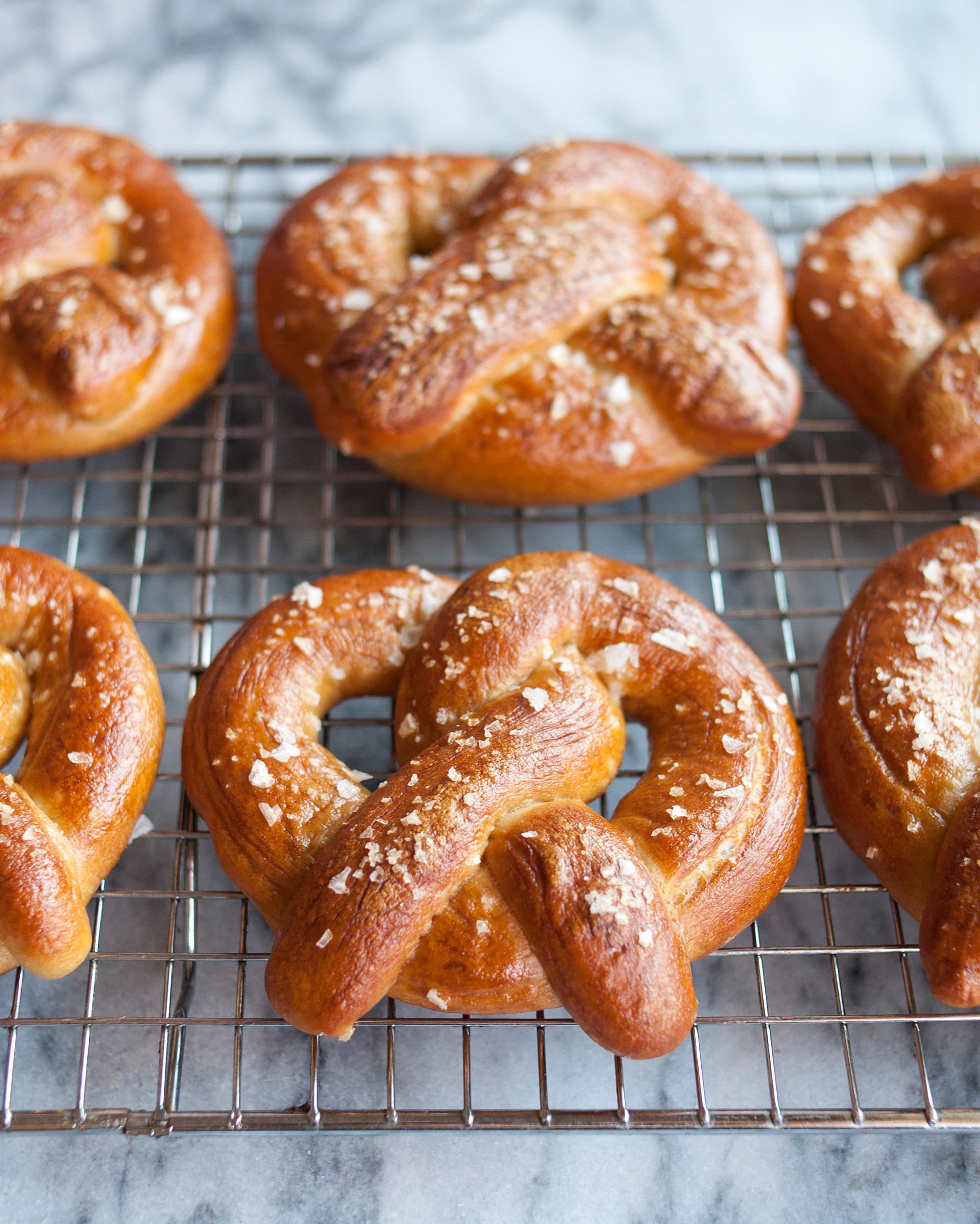How To Make Soft Pretzels   Kitchn