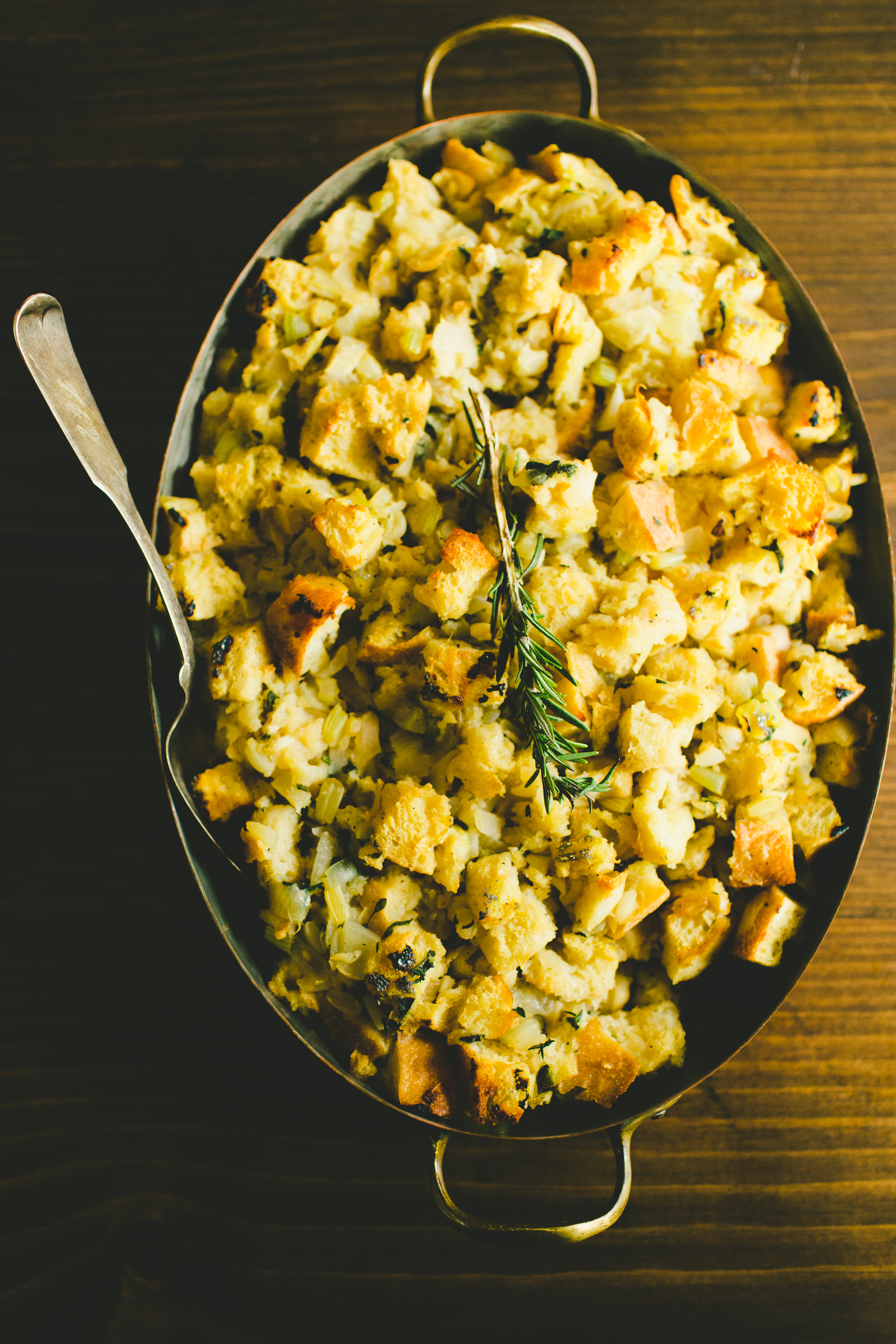 Essential Thanksgiving Recipe: Classic Sage & Onion Bread Dressing (Stuffing) | Kitchn