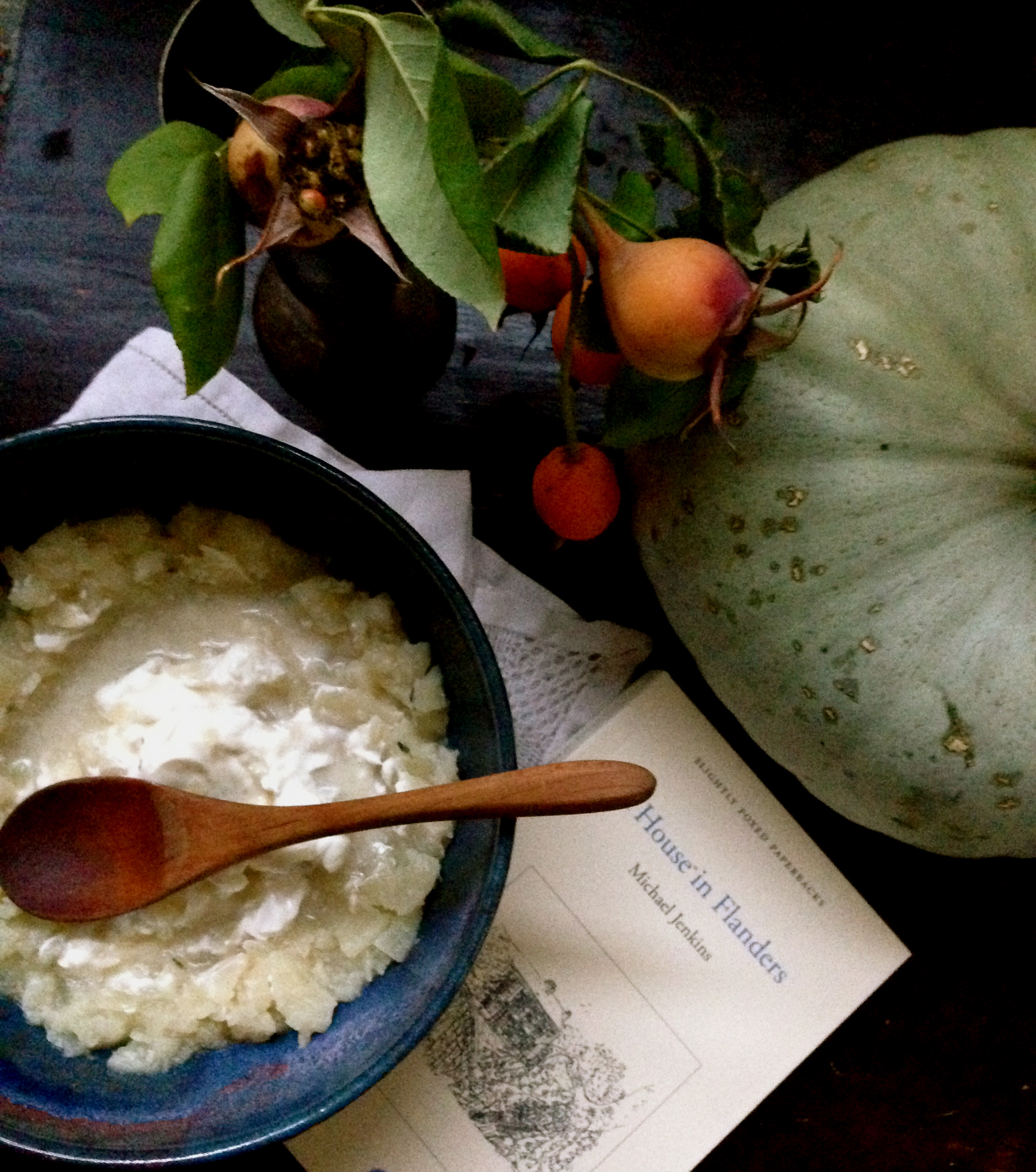 Saved by a Bowl of Turnip Soup   Kitchn