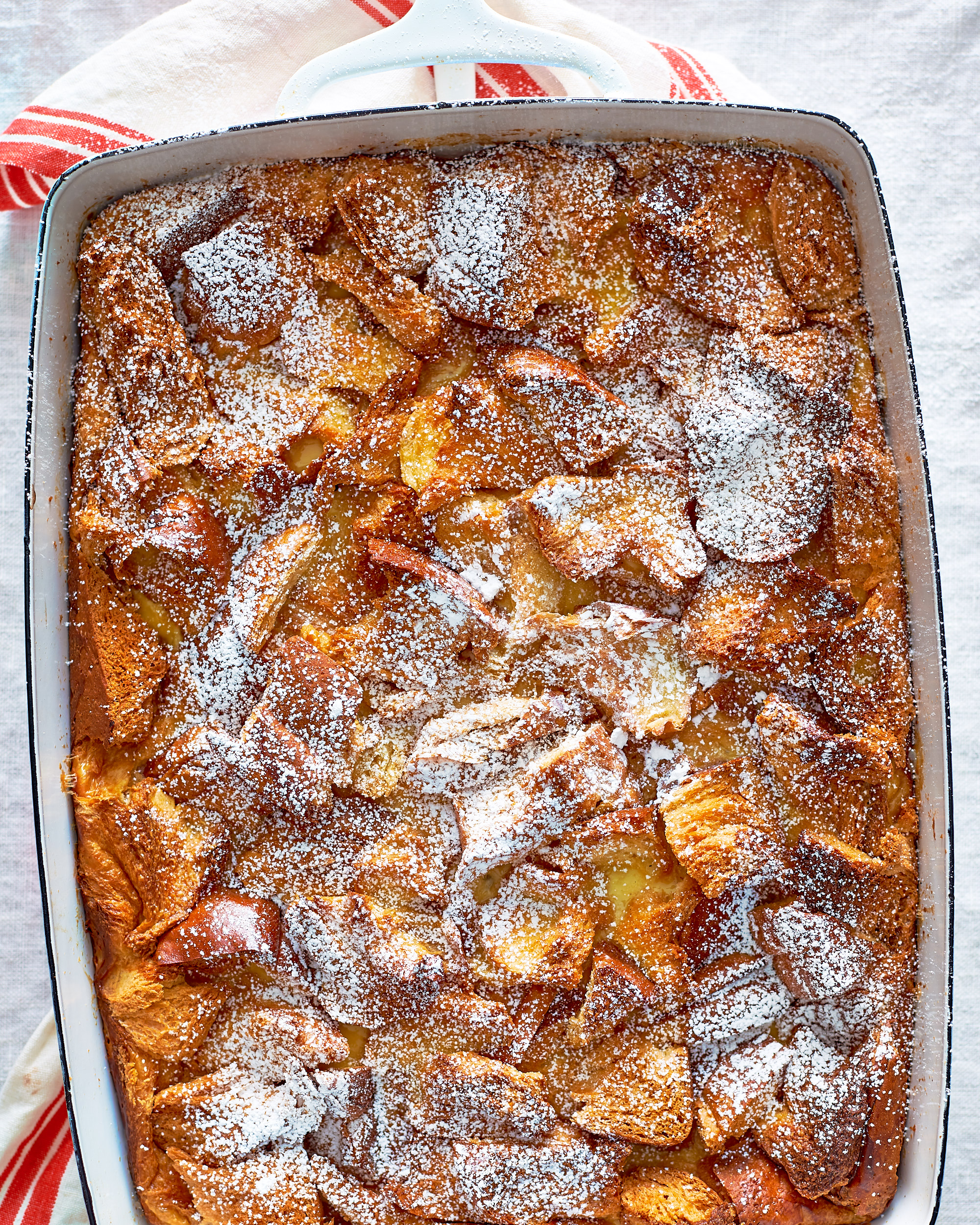Recipe: Make-Ahead Eggnog French Toast Casserole | Kitchn