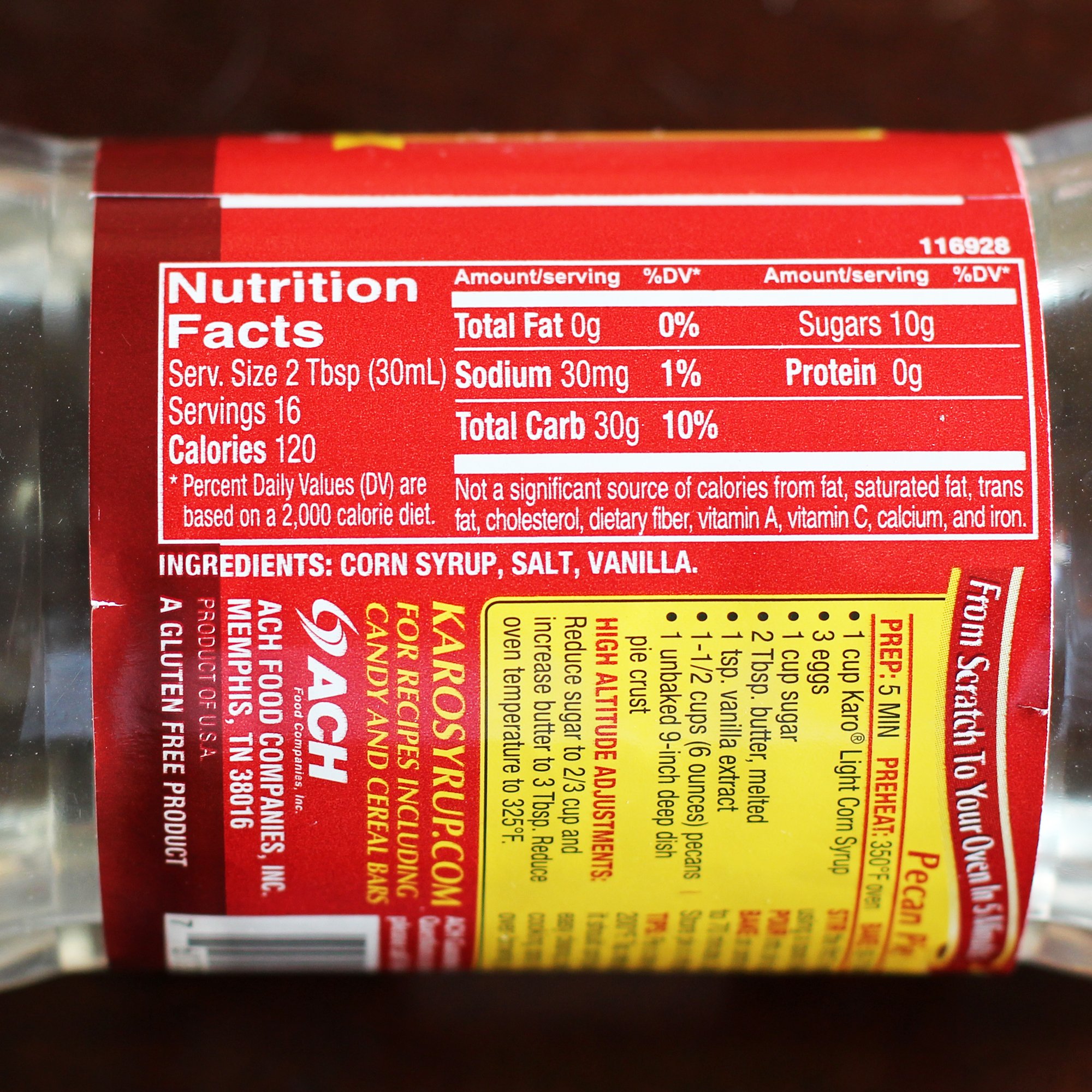 Corn Syrup vs  High-Fructose Corn Syrup: There Is a