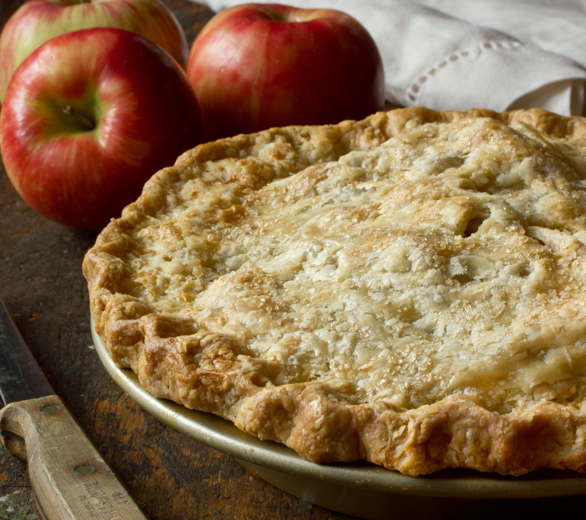 Essential Recipe: Double-Crust Apple Pie   Kitchn