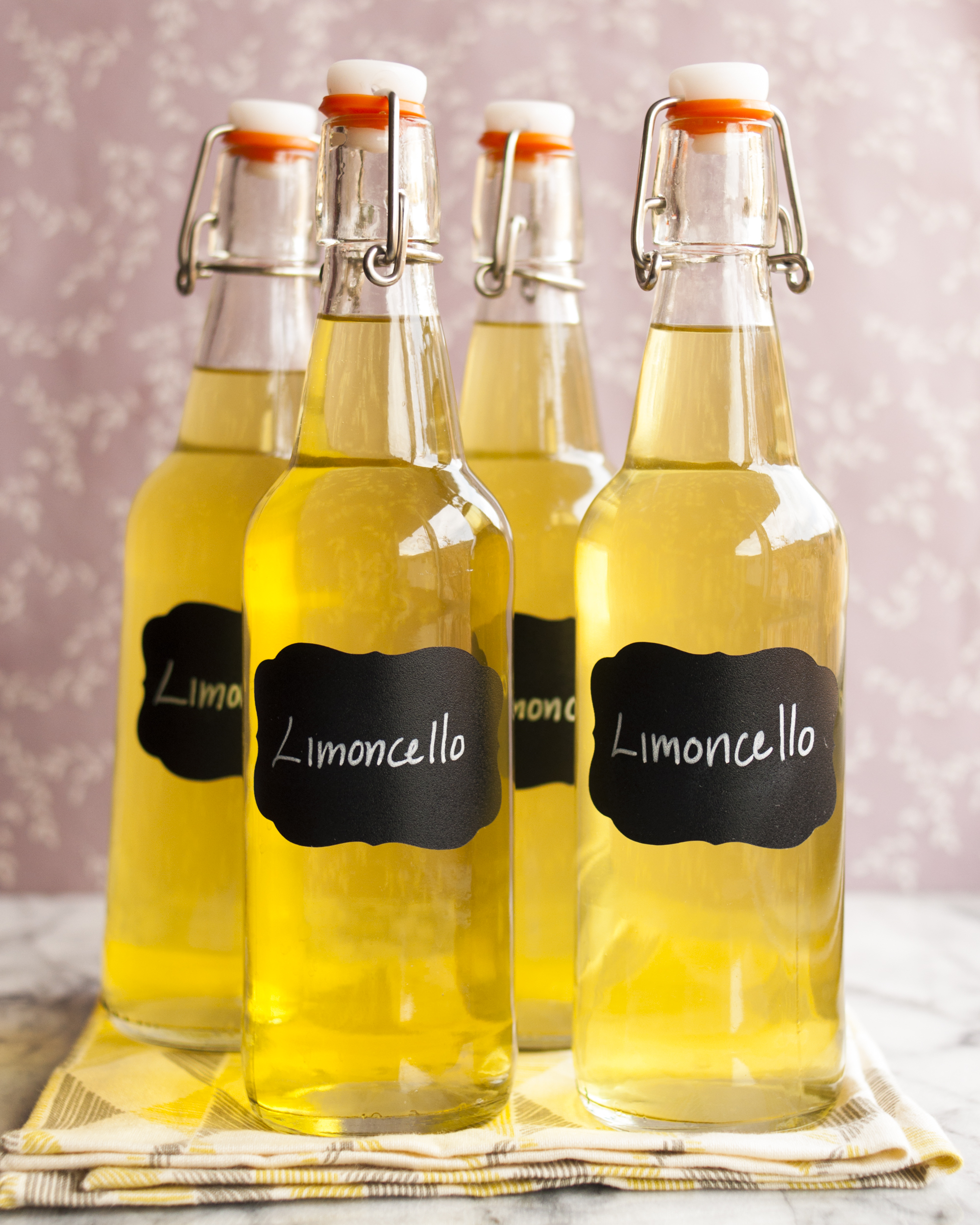 How To Make Limoncello Kitchn