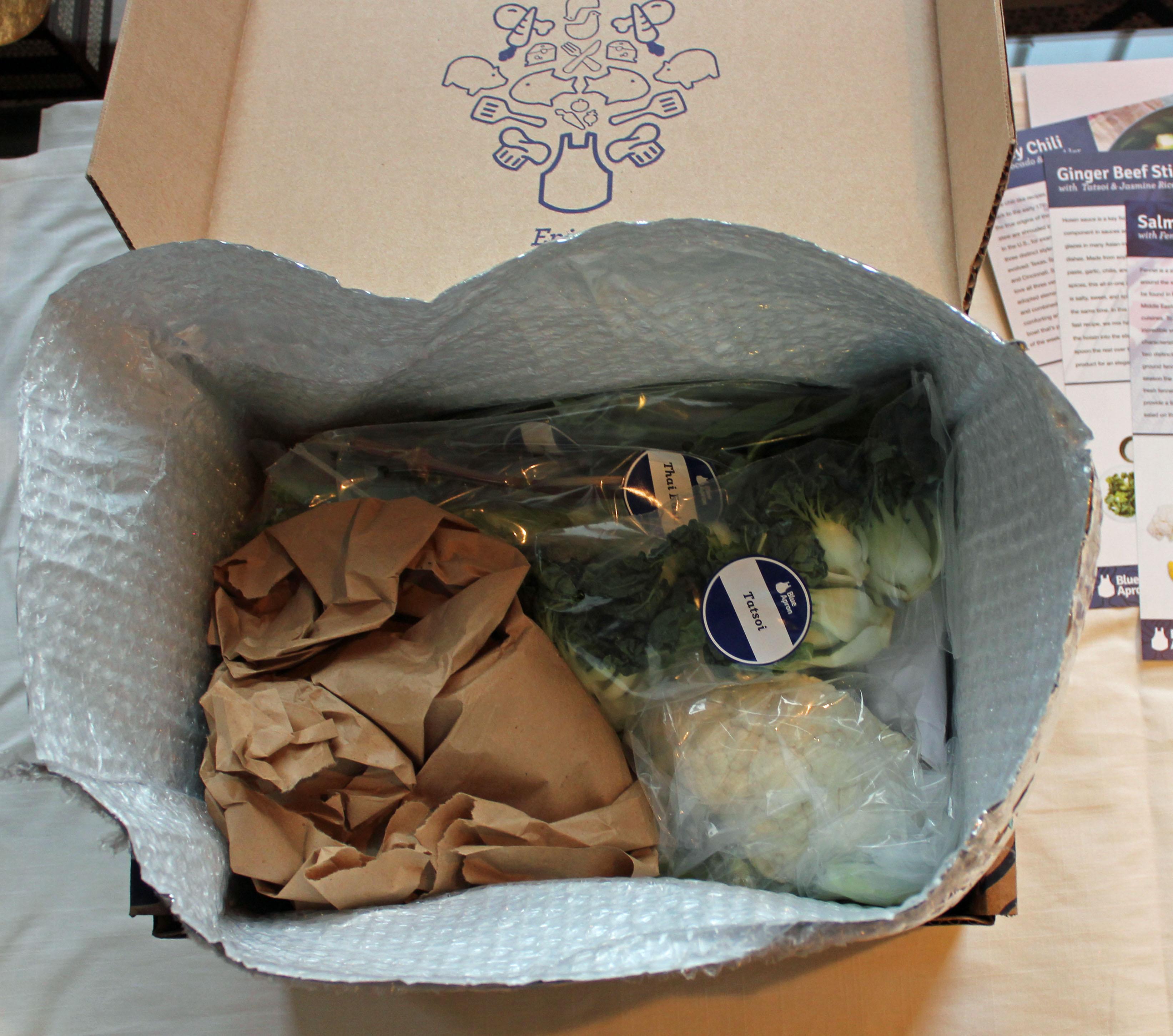 Blue Apron Meal Kit Review | Kitchn