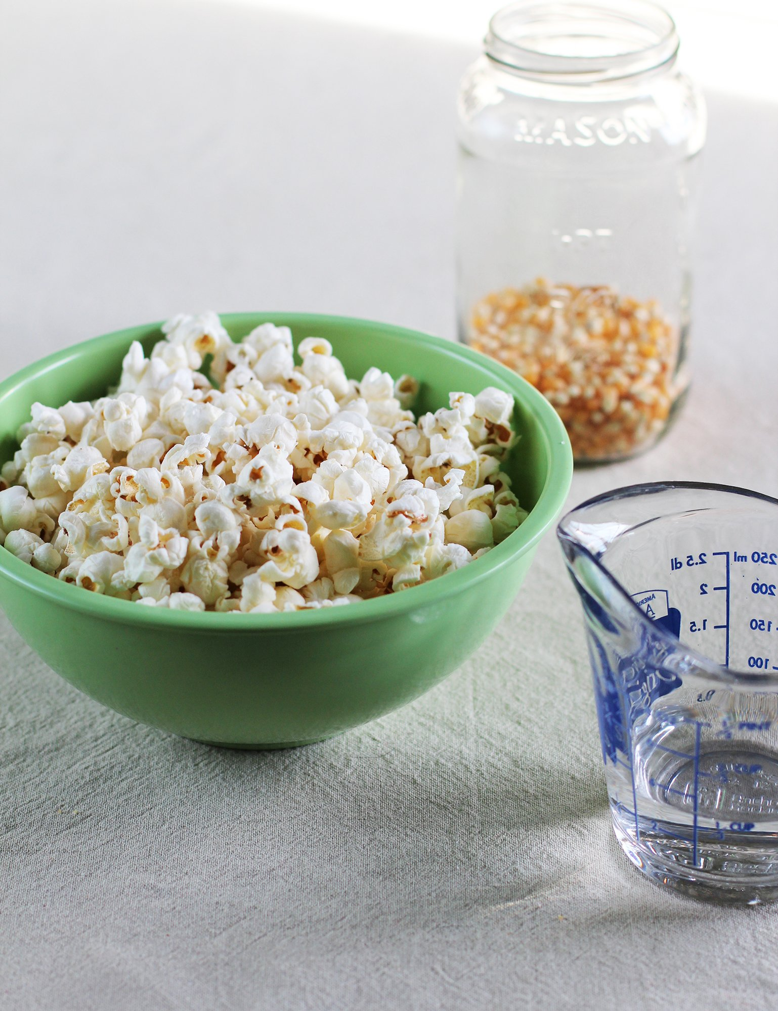 Can You Make Stovetop Popcorn With Water Instead of Oil