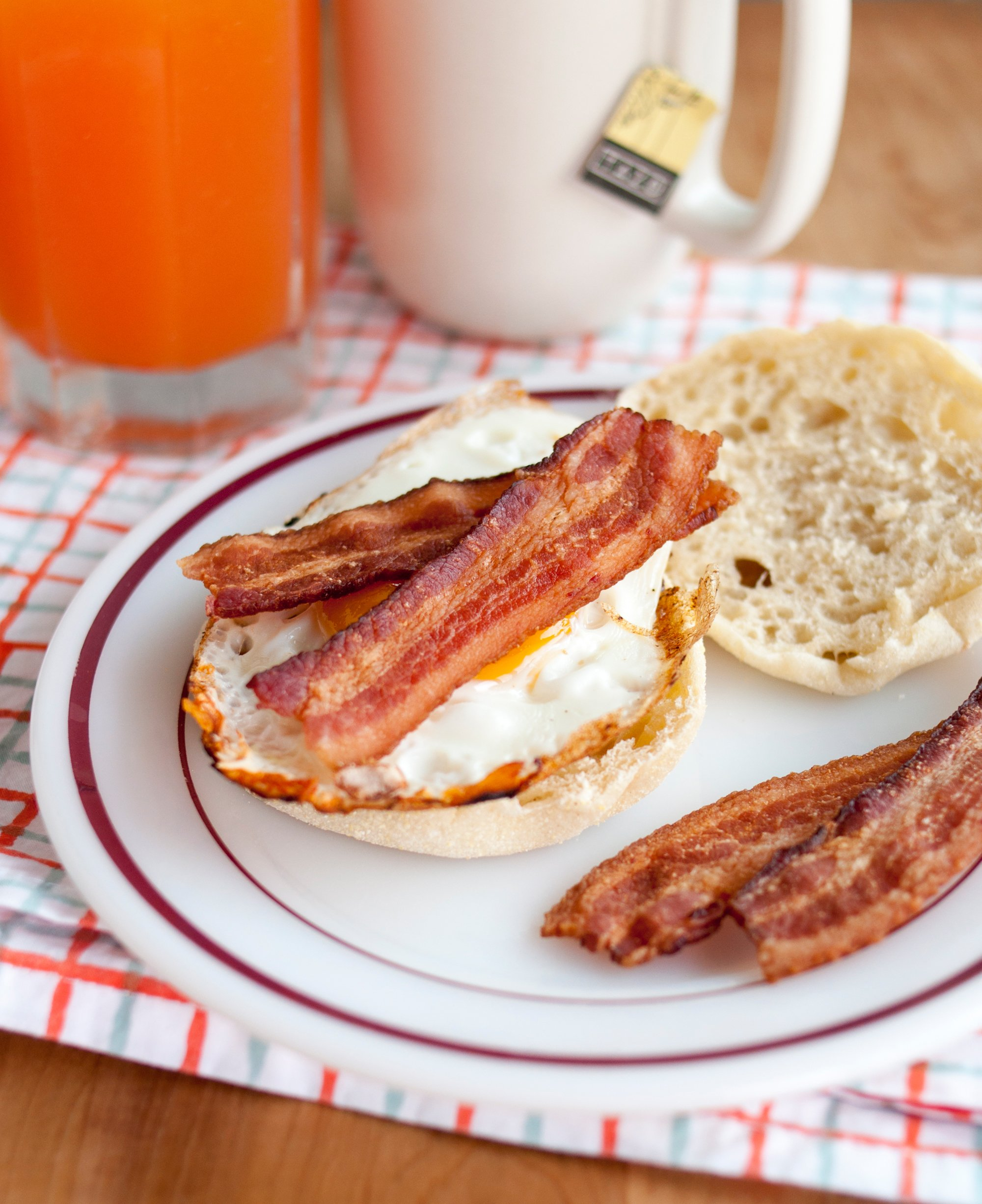 How To Cook Bacon In The Microwave Kitchn