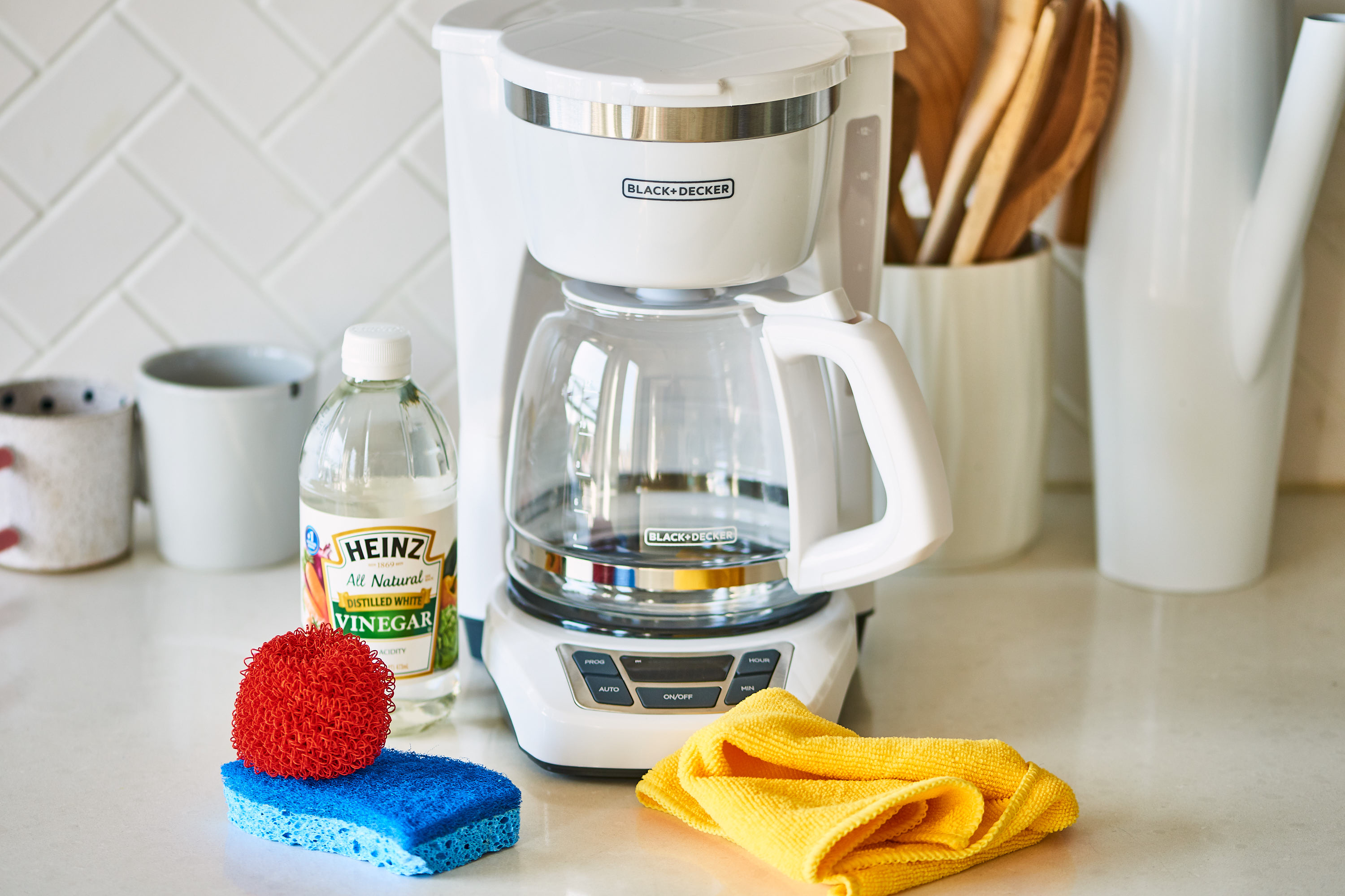 How To Clean a Coffee Maker | Kitchn