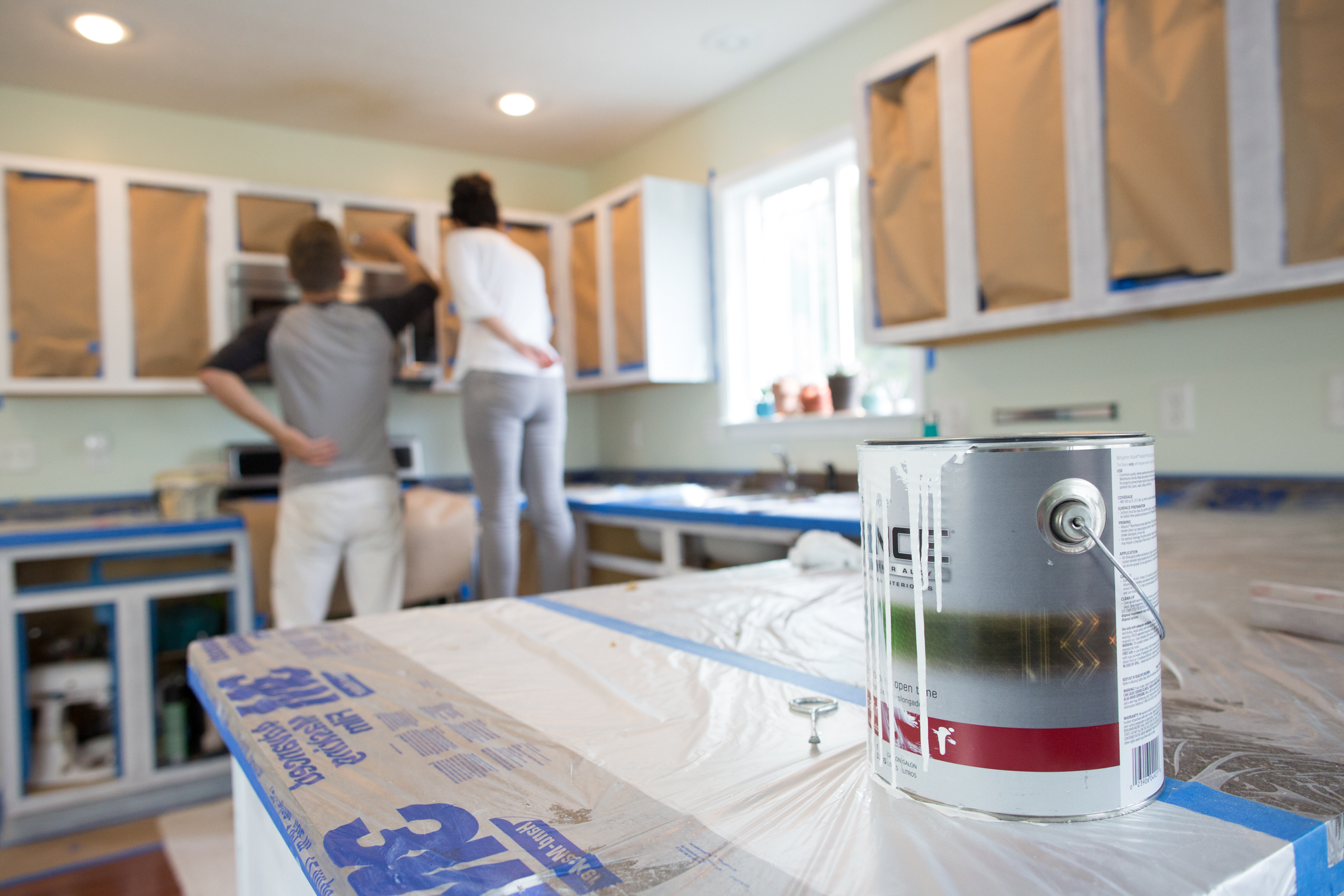The Best Paint for Painting Kitchen Cabinets | Kitchn