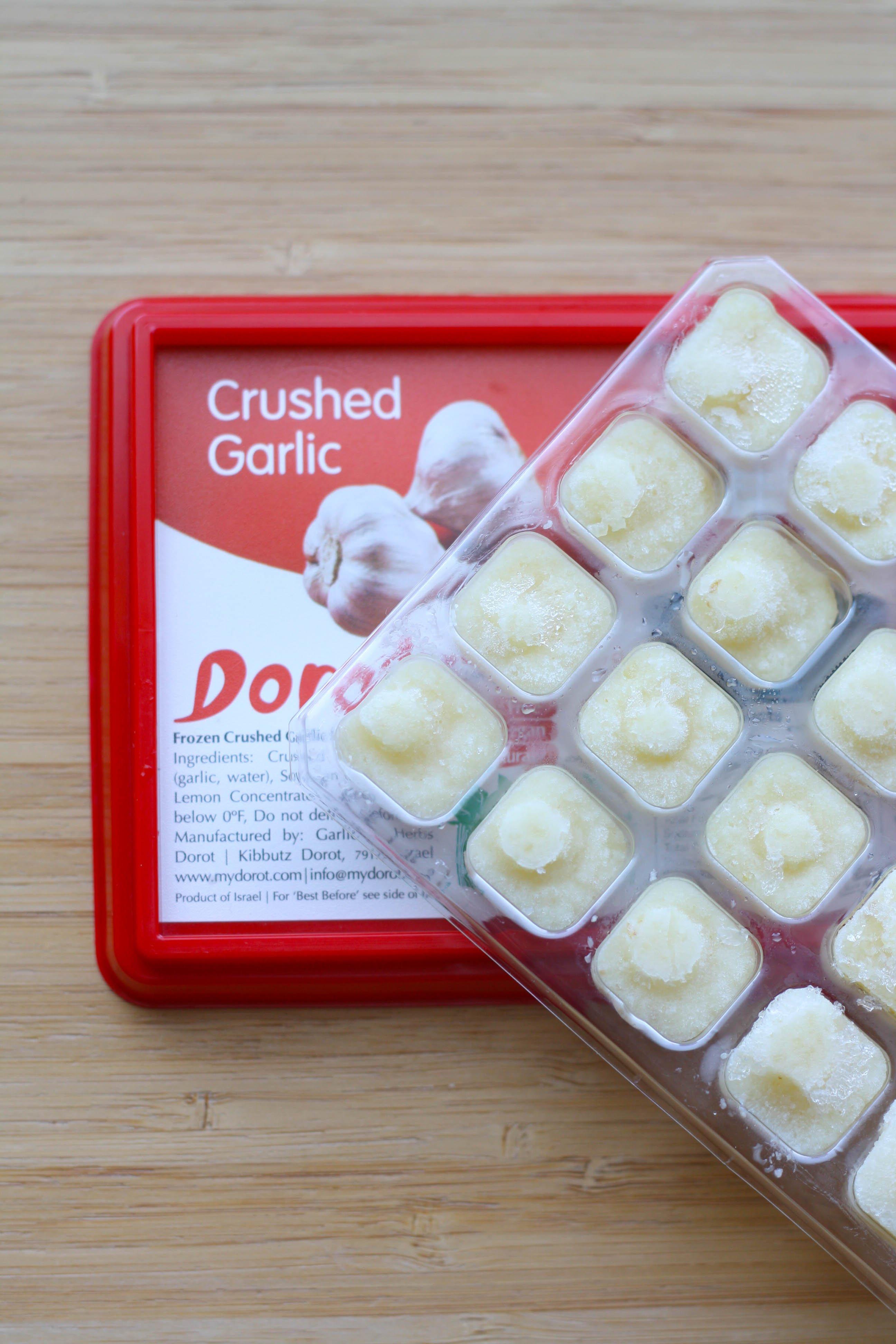 Why You Should Buy Frozen Garlic   Kitchn