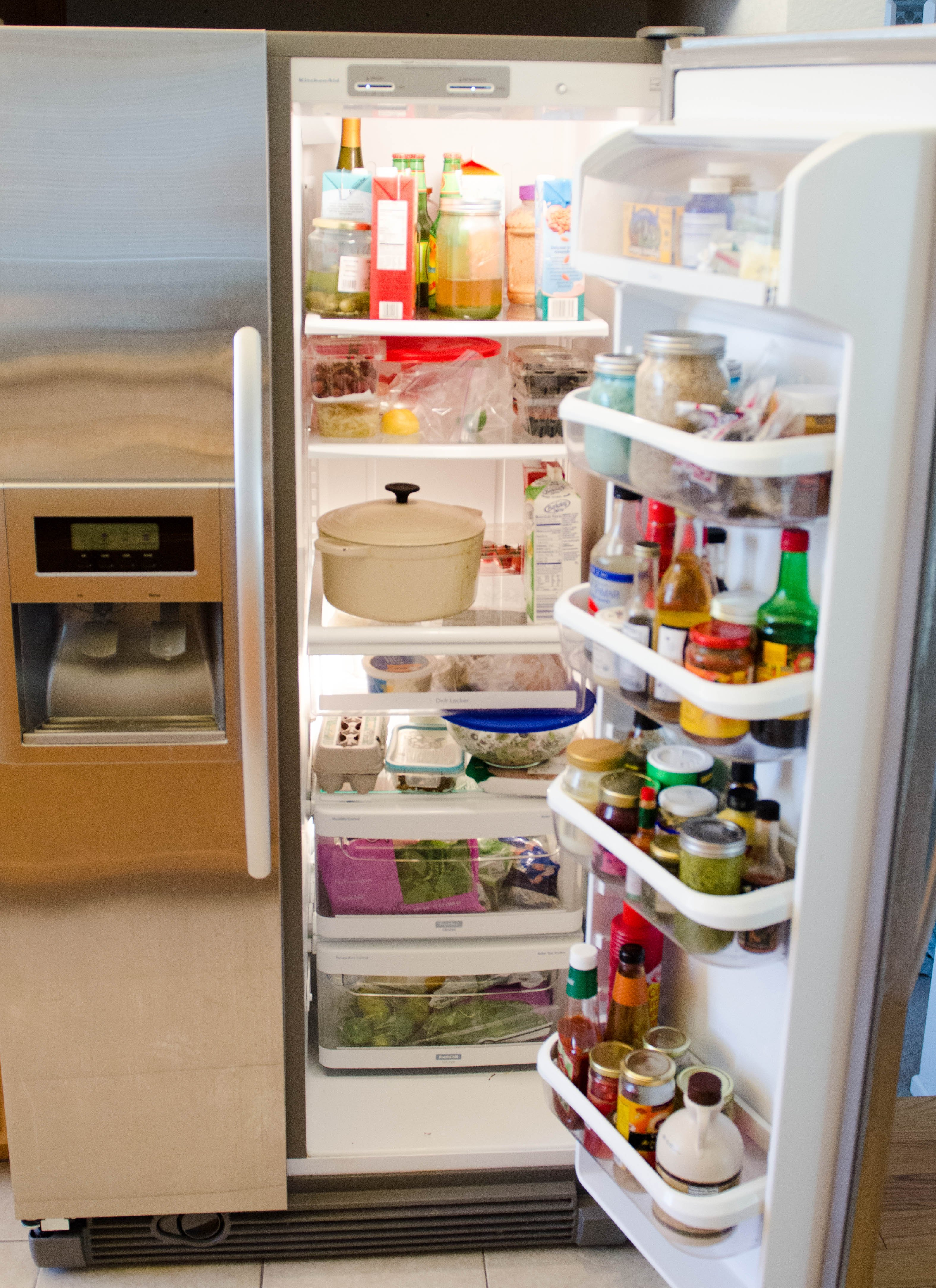How To Clean the Refrigerator   Kitchn