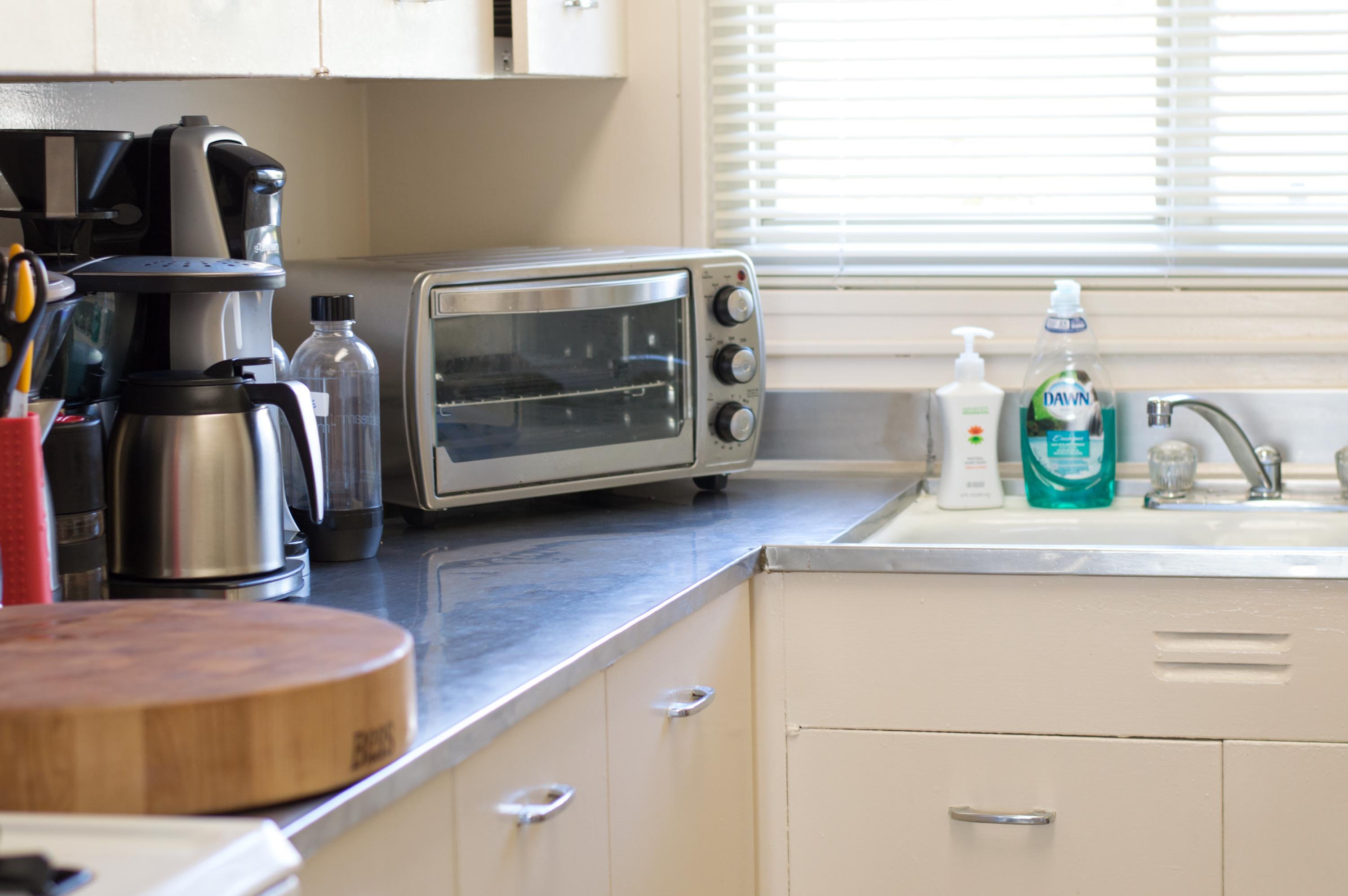 How To Clean Stainless Steel Countertops To a Shiny Streak-Free Finish & How To Clean Stainless Steel Countertops To a Shiny Streak-Free ...