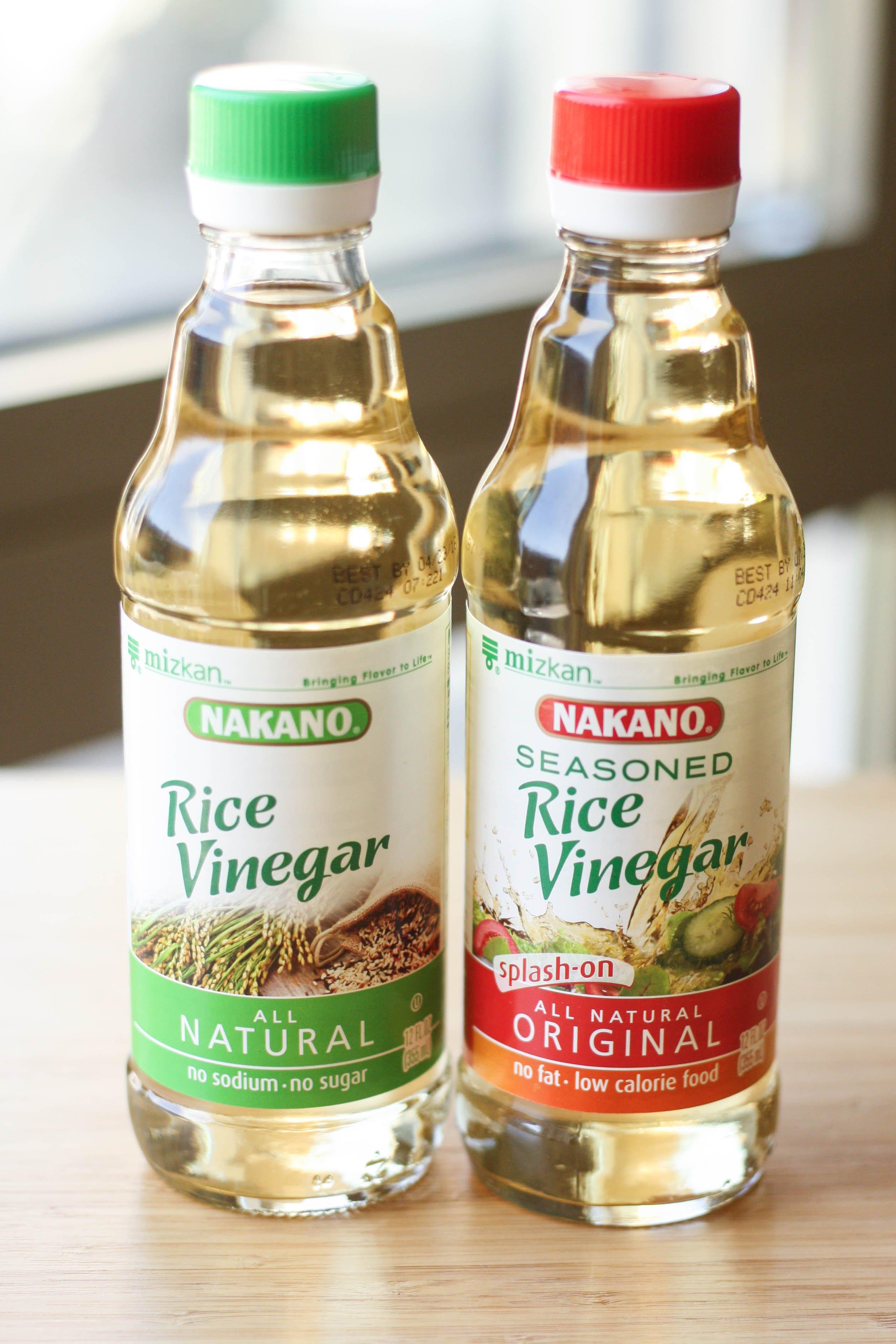 rice viegar on a keto diet