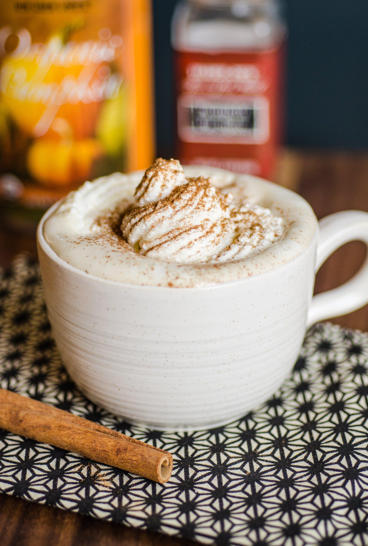 How To Make Pumpkin Spice Lattes (Even Better than Starbucks!) | Kitchn