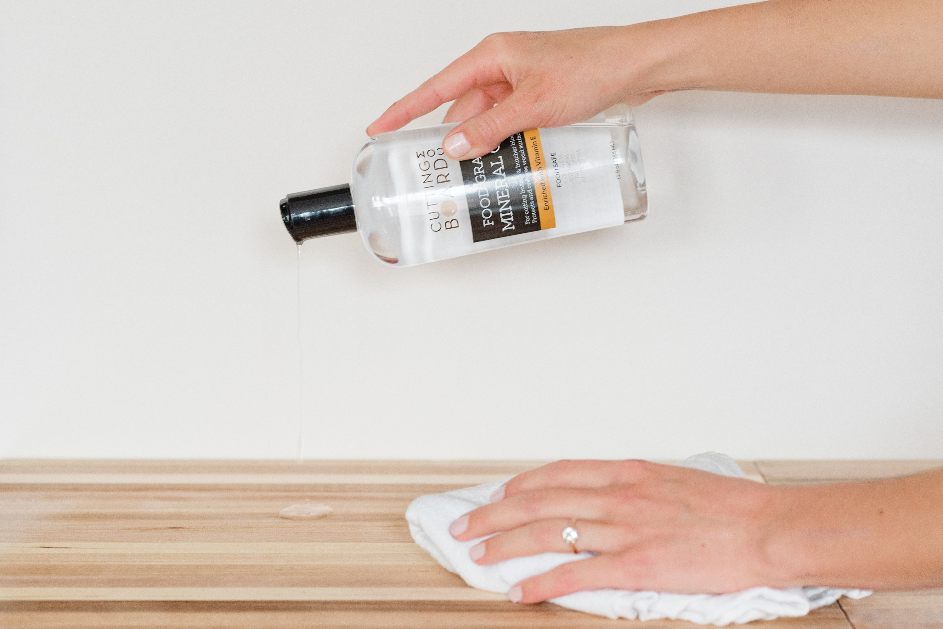 How To Oil Butcher Block Countertops | Kitchn