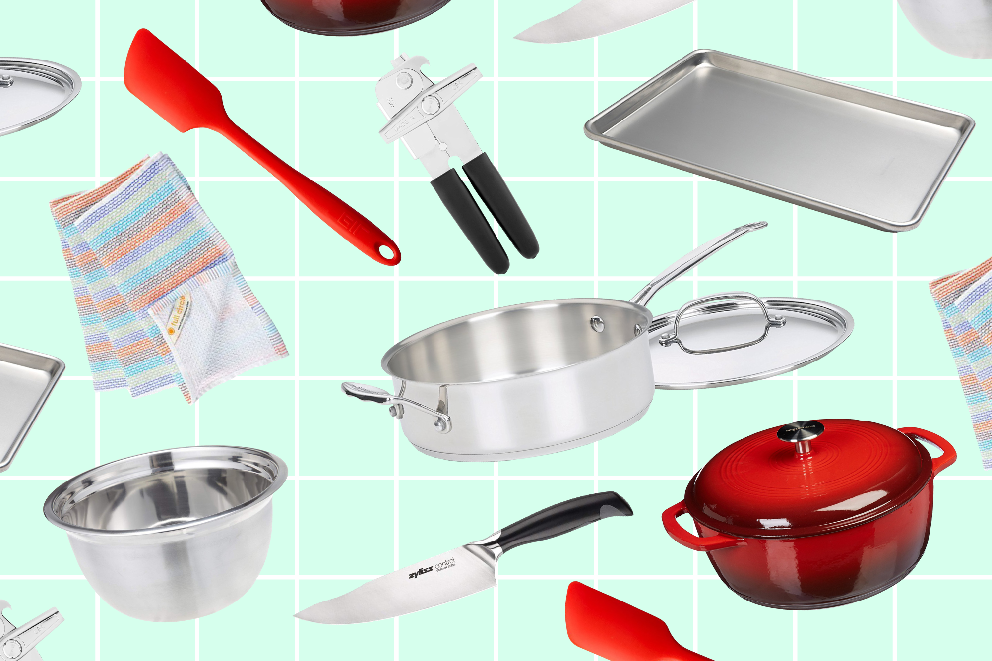 All The Kitchen Essentials You Need For Just 310 Kitchn