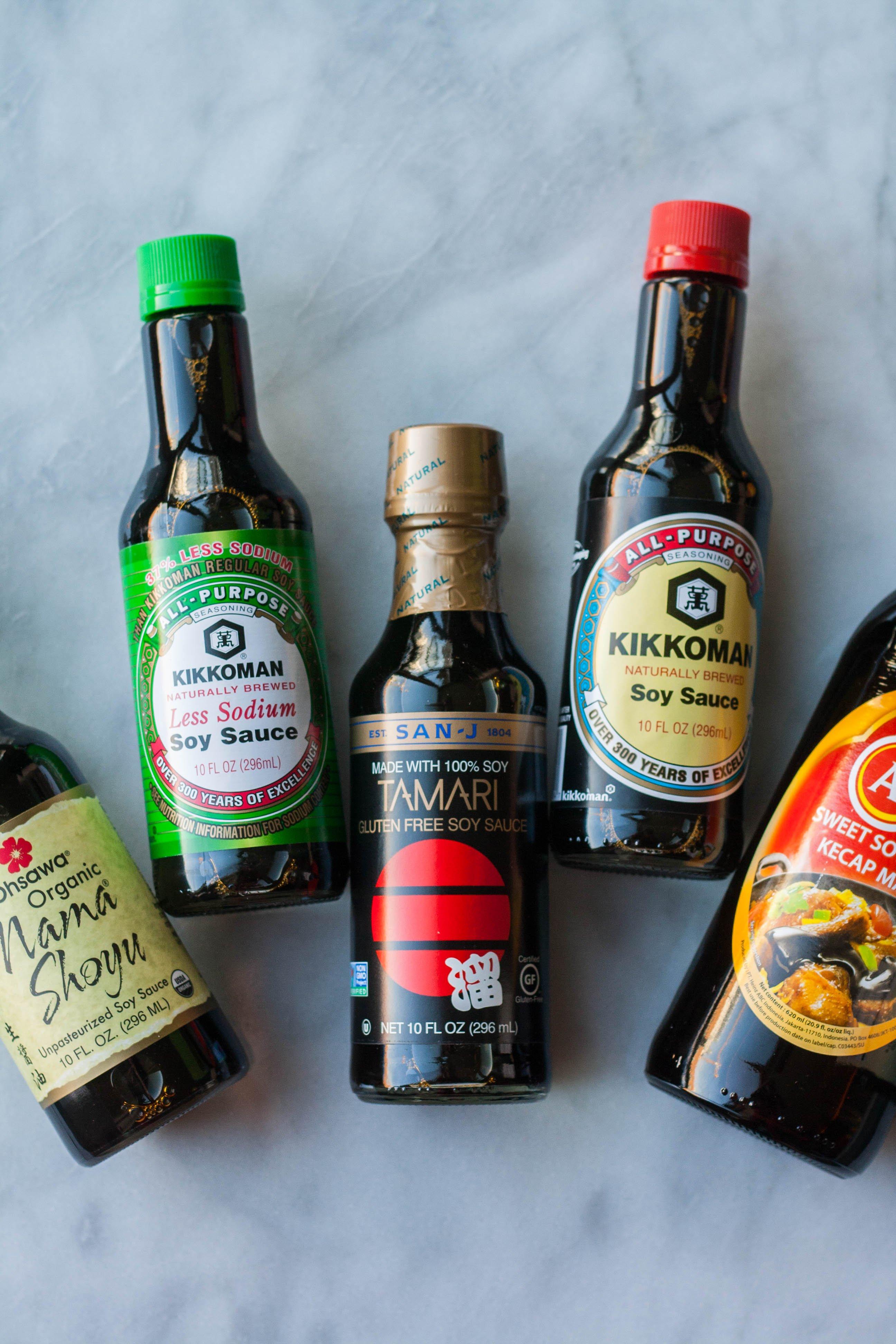 Meet The Soy Sauce Family And Its Cousins Tamari And Kecap Manis