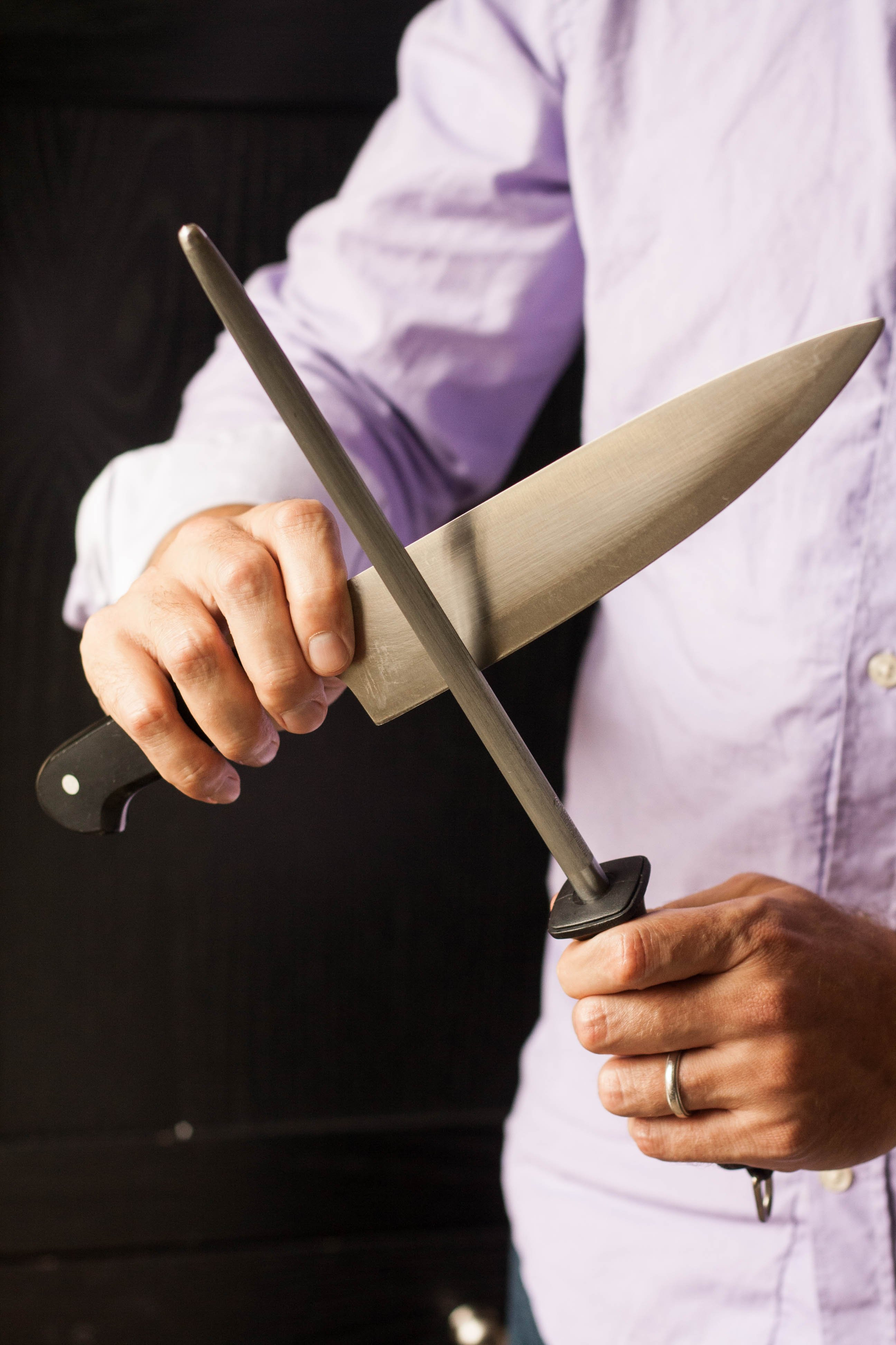 This Tool Does Not Actually Sharpen Your Knife Heres What