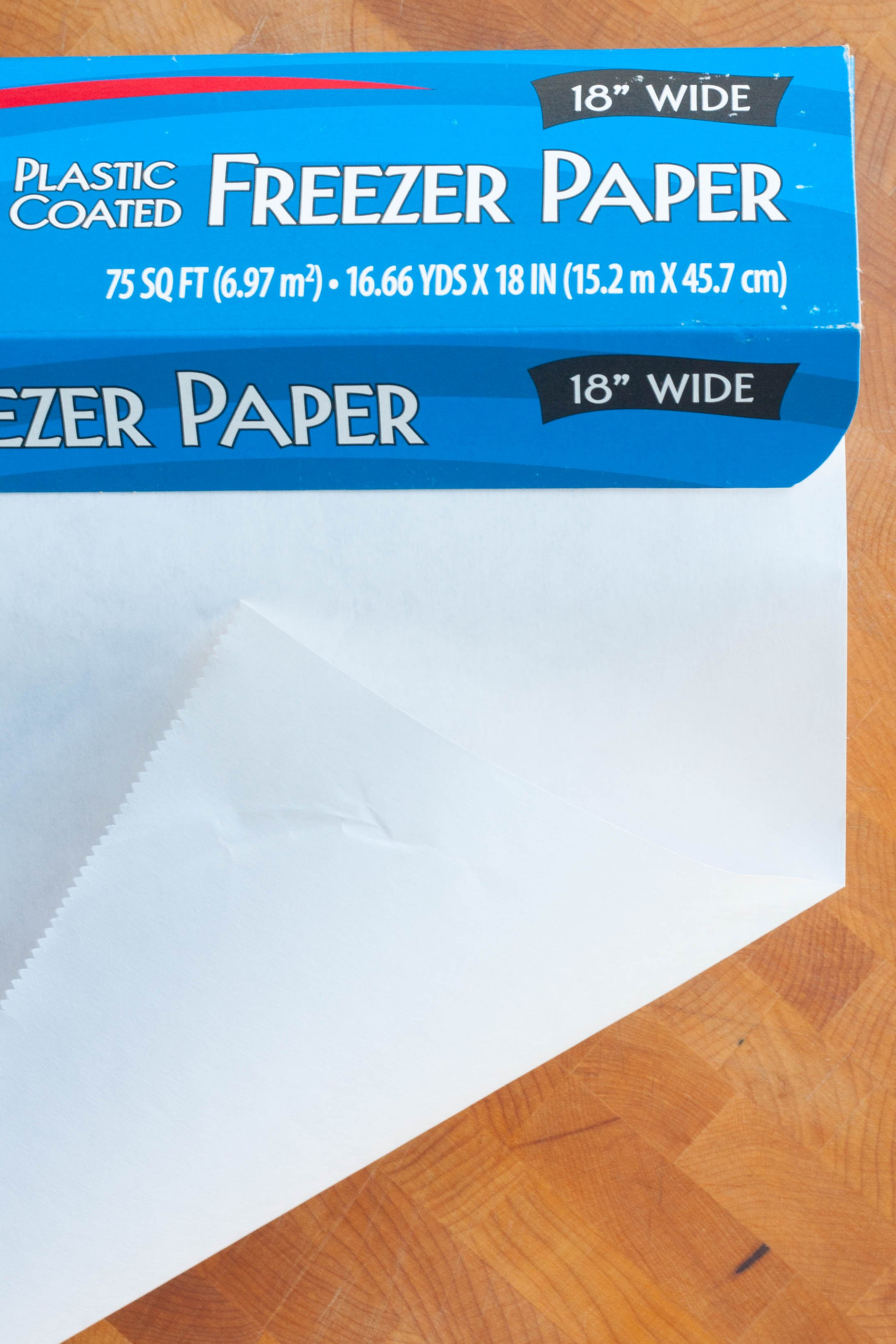 What Is Freezer Paper, and How Is It Different from Wax Paper