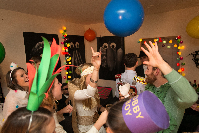 A Hip Hop Halloween Party Playlist | Kitchn