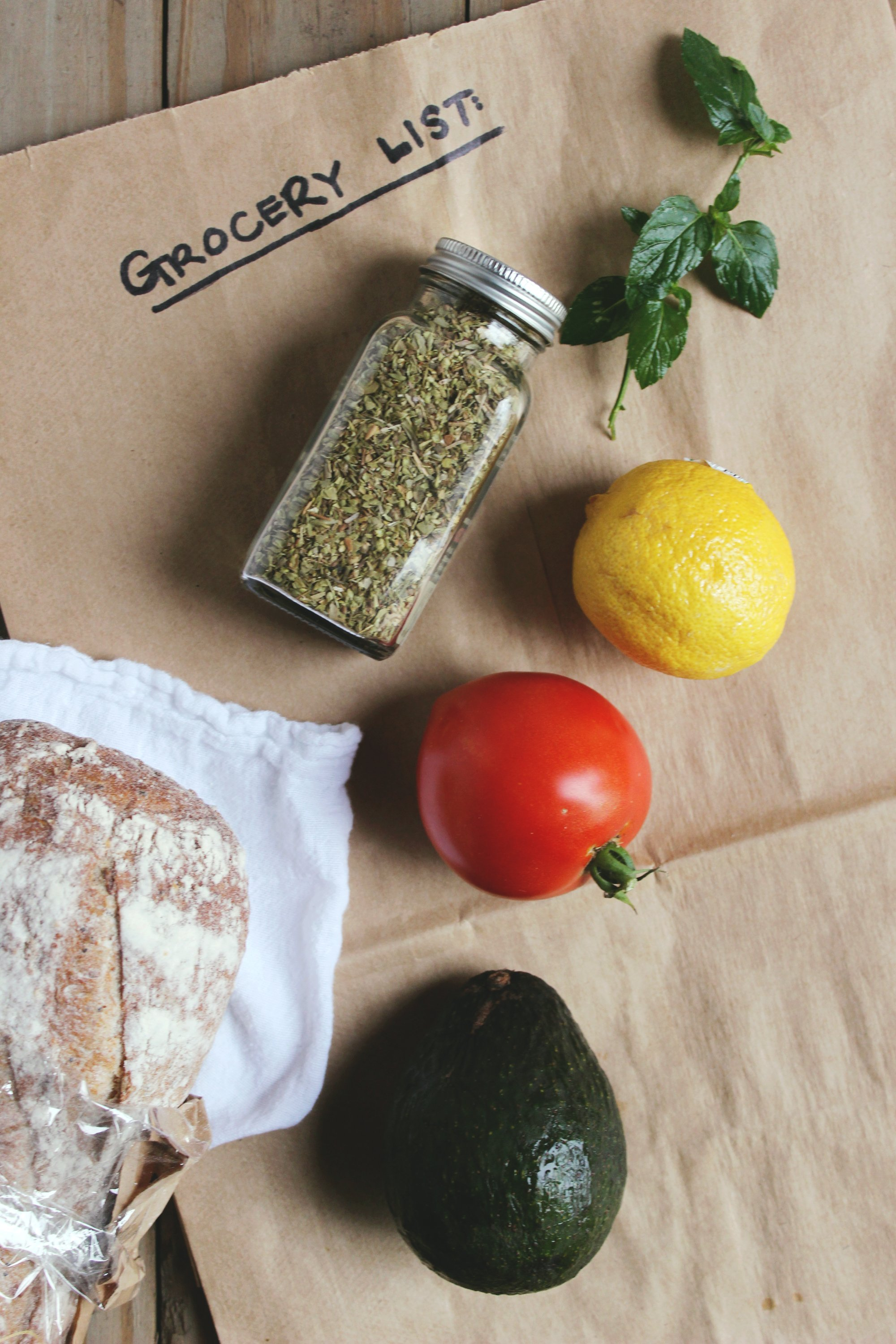 My Top 10 Tips for Creating a Grocery Budget (and Sticking
