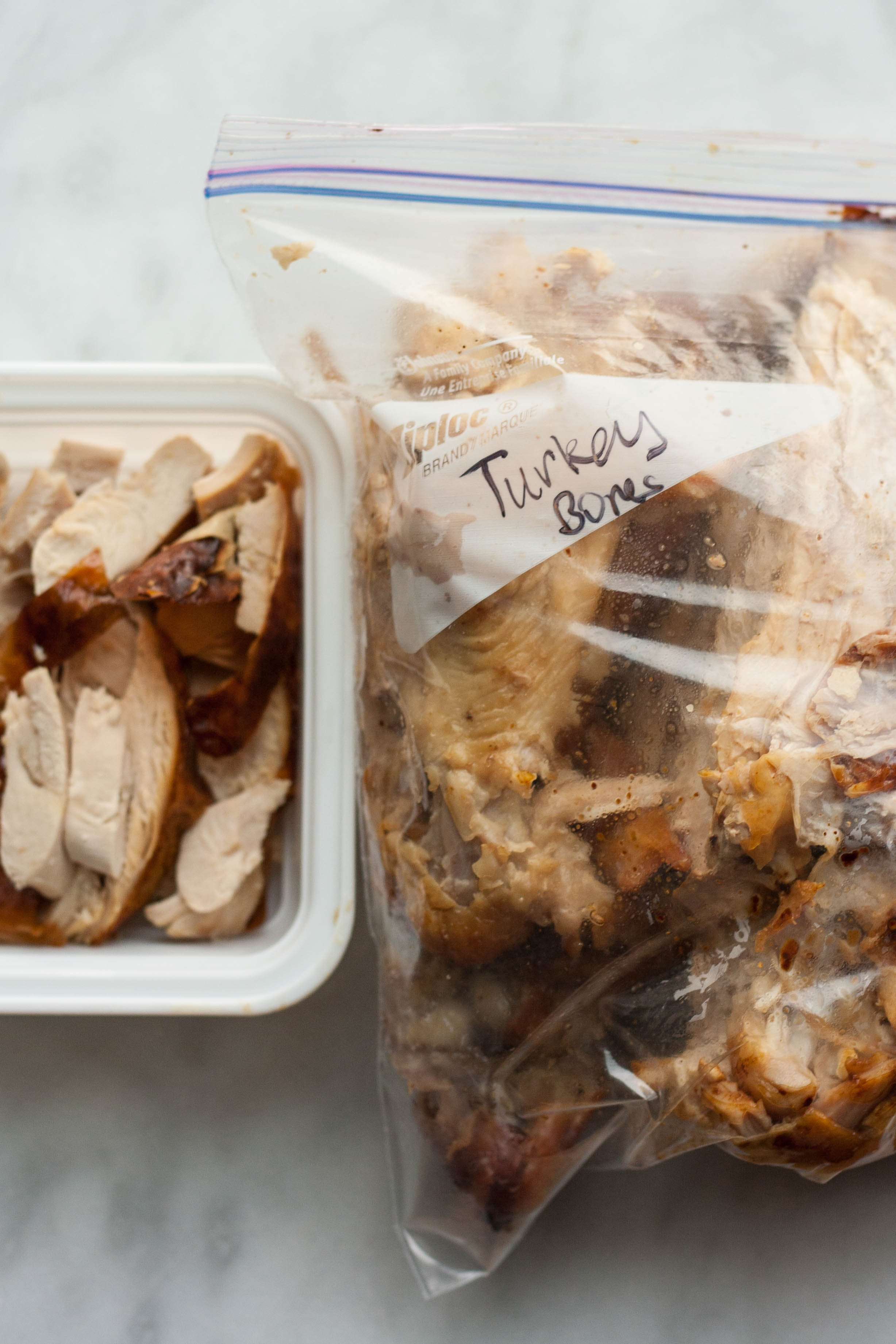 Thanksgiving Leftovers Tips - What To Freeze Or Toss   Kitchn