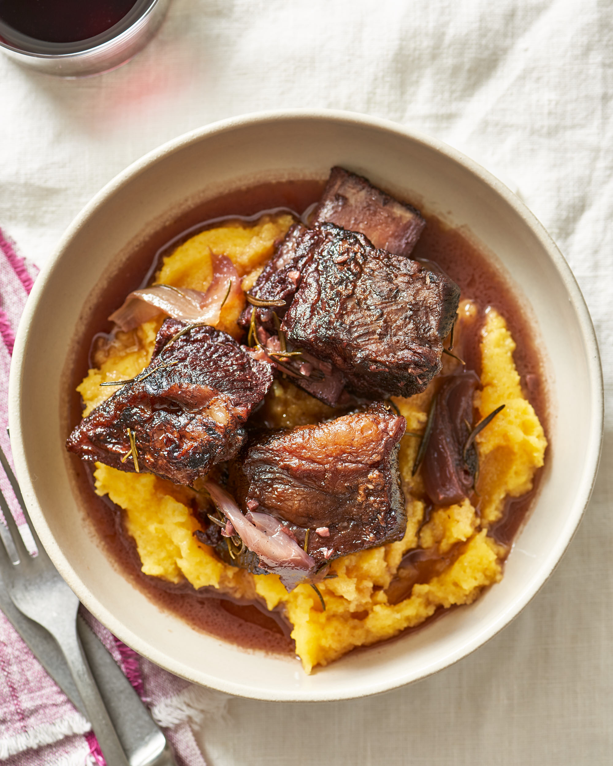 How To Braise Beef Short Ribs In A Dutch Oven Kitchn