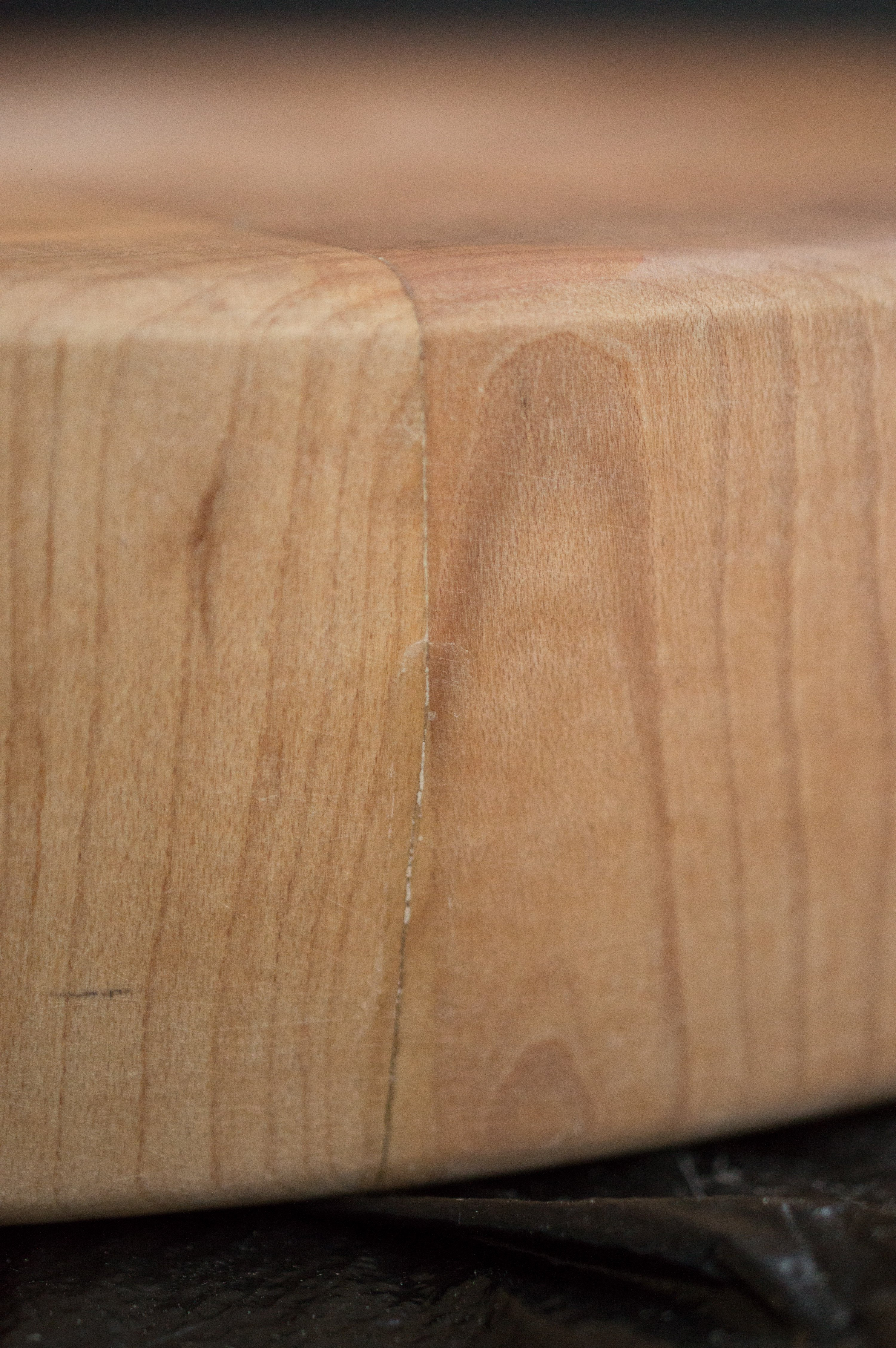 How To Repair Small Cracks In a Butcher Block or Cutting