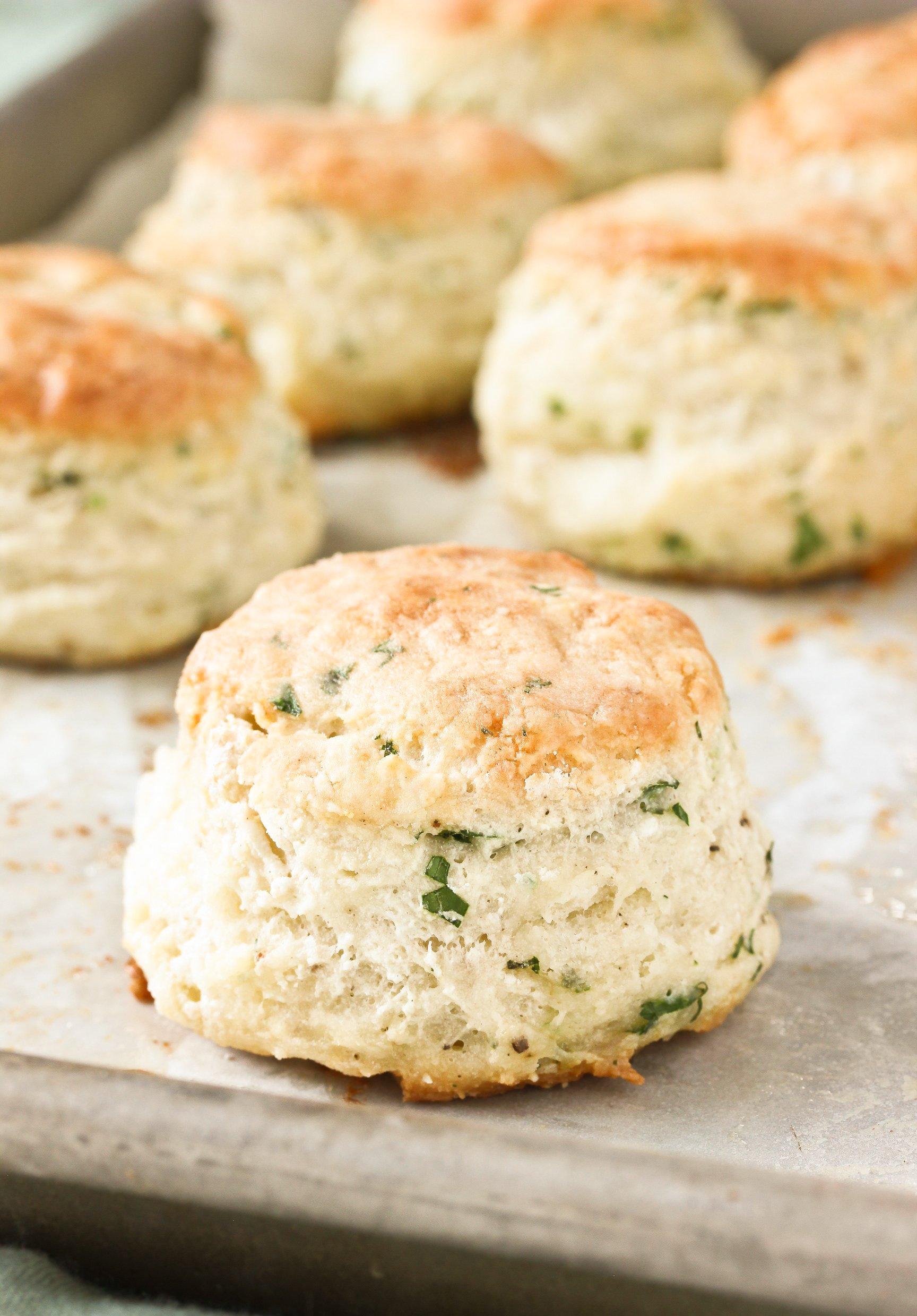 Recipe: Herbed Yogurt Biscuits | Kitchn
