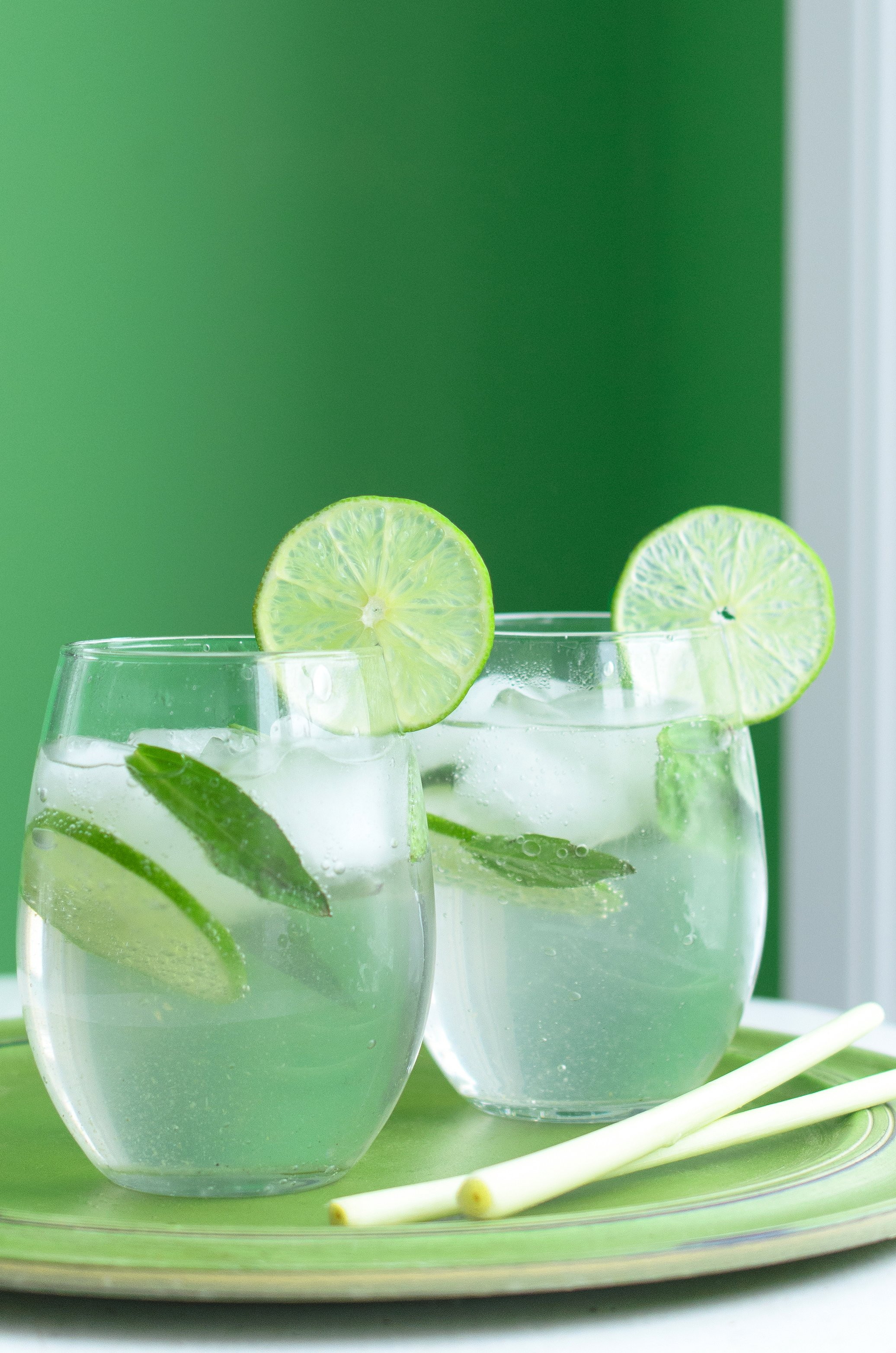 Recipe: Lemongrass, Lime & Thai Basil Mojito   Kitchn