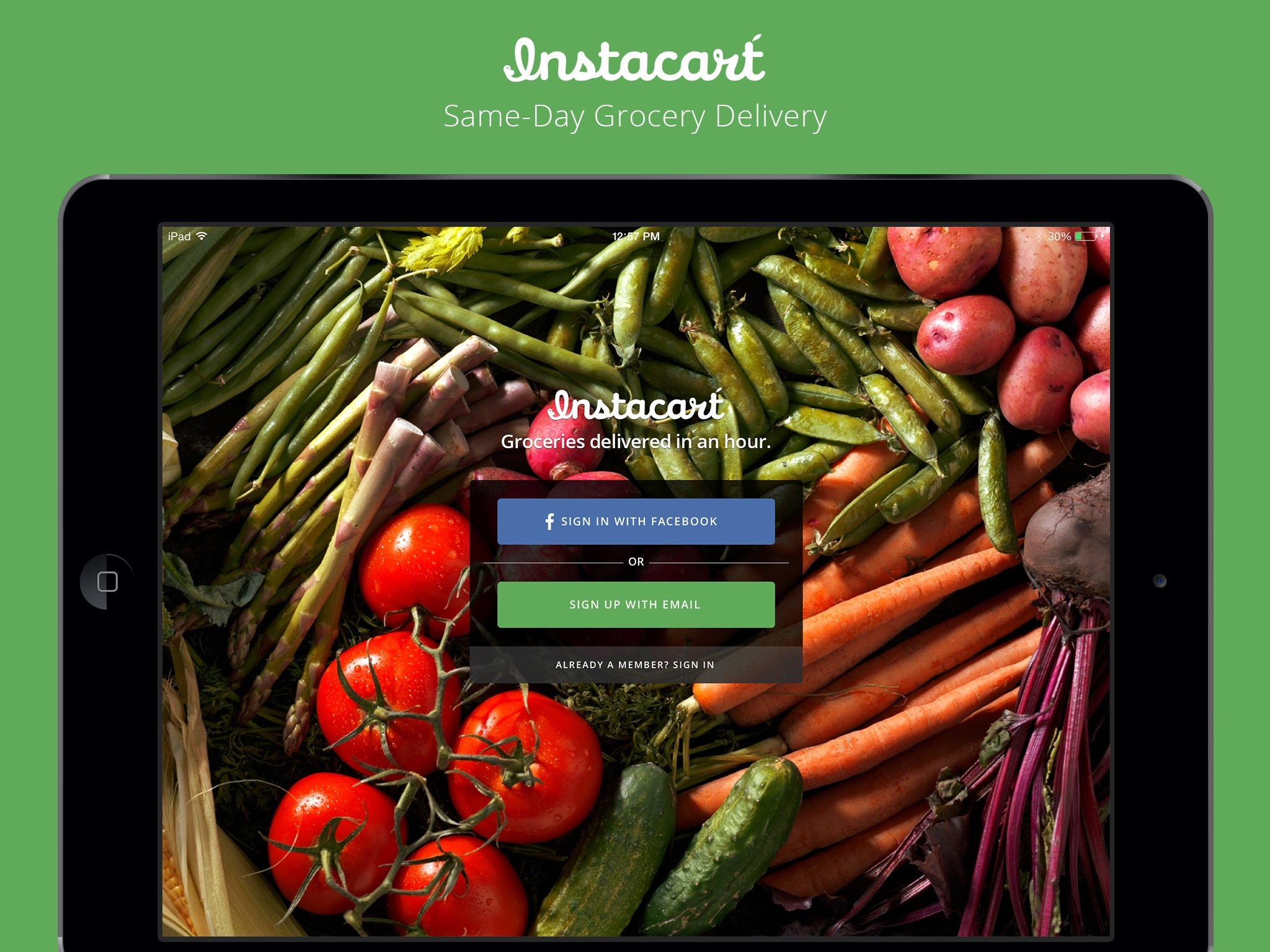 I Had My Groceries Delivered by Instacart, and Here's How It Went