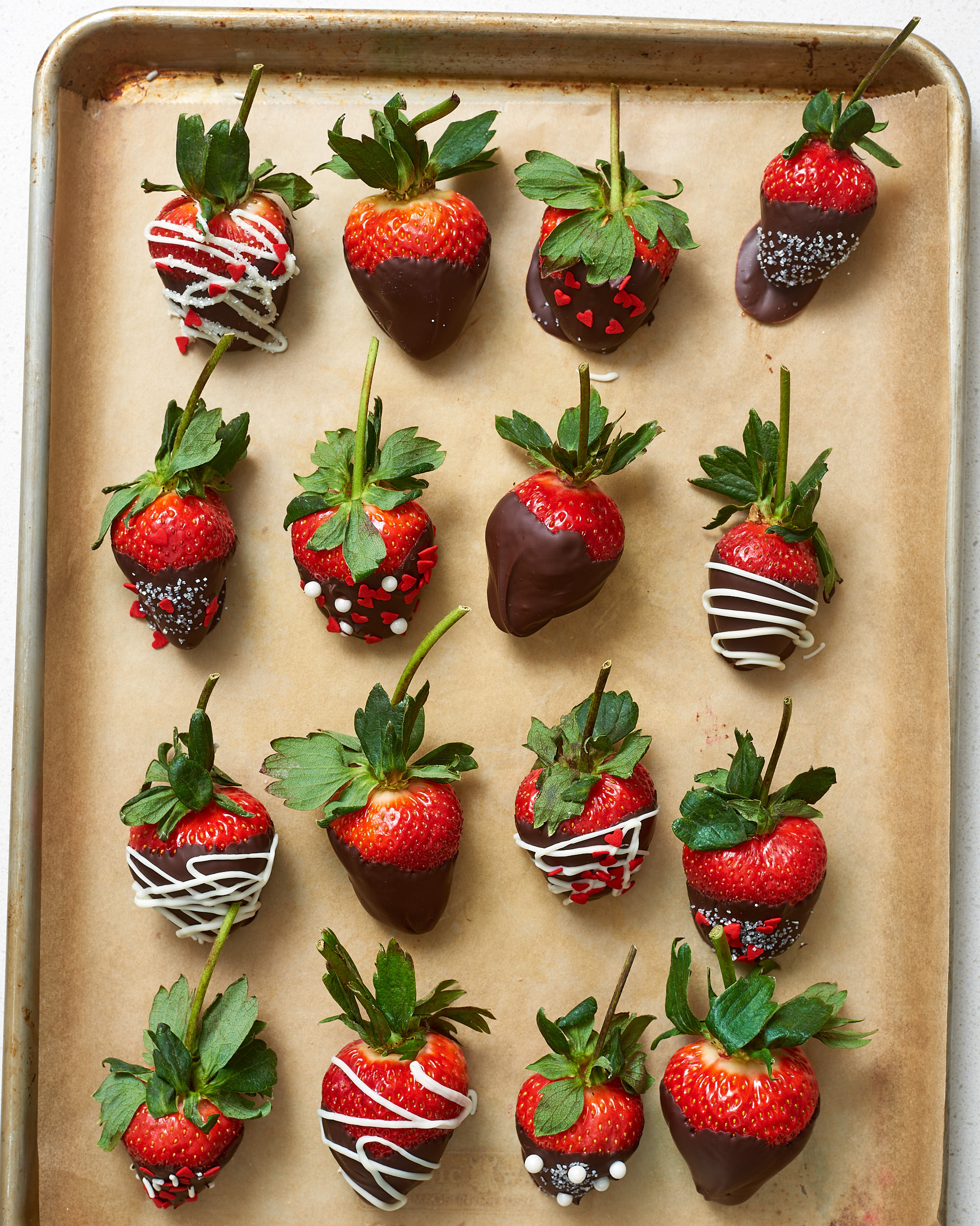 How To Make Chocolate Covered Strawberries Kitchn