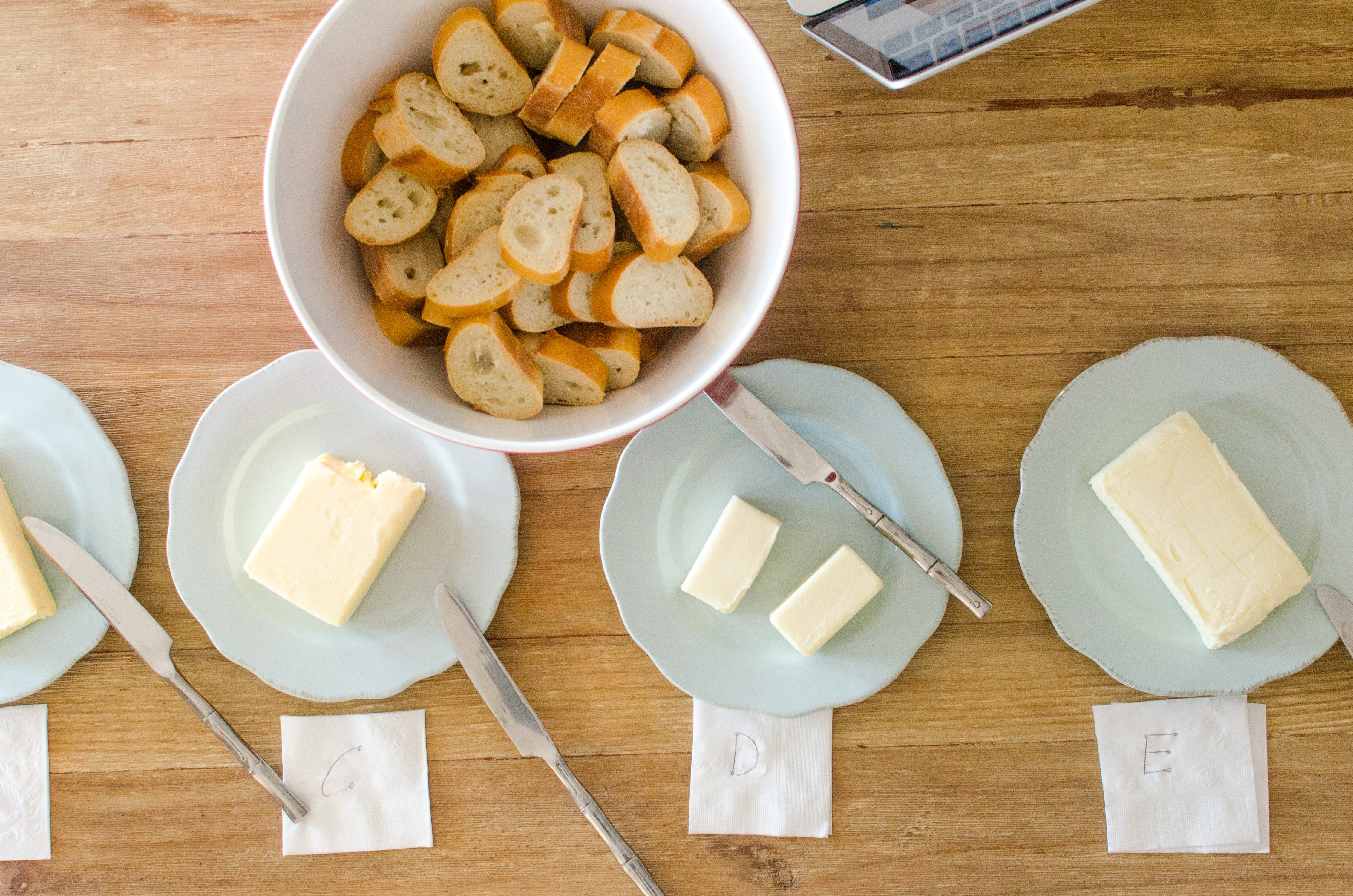 Salted Butter Taste Test: The Best Butter for Your Toast