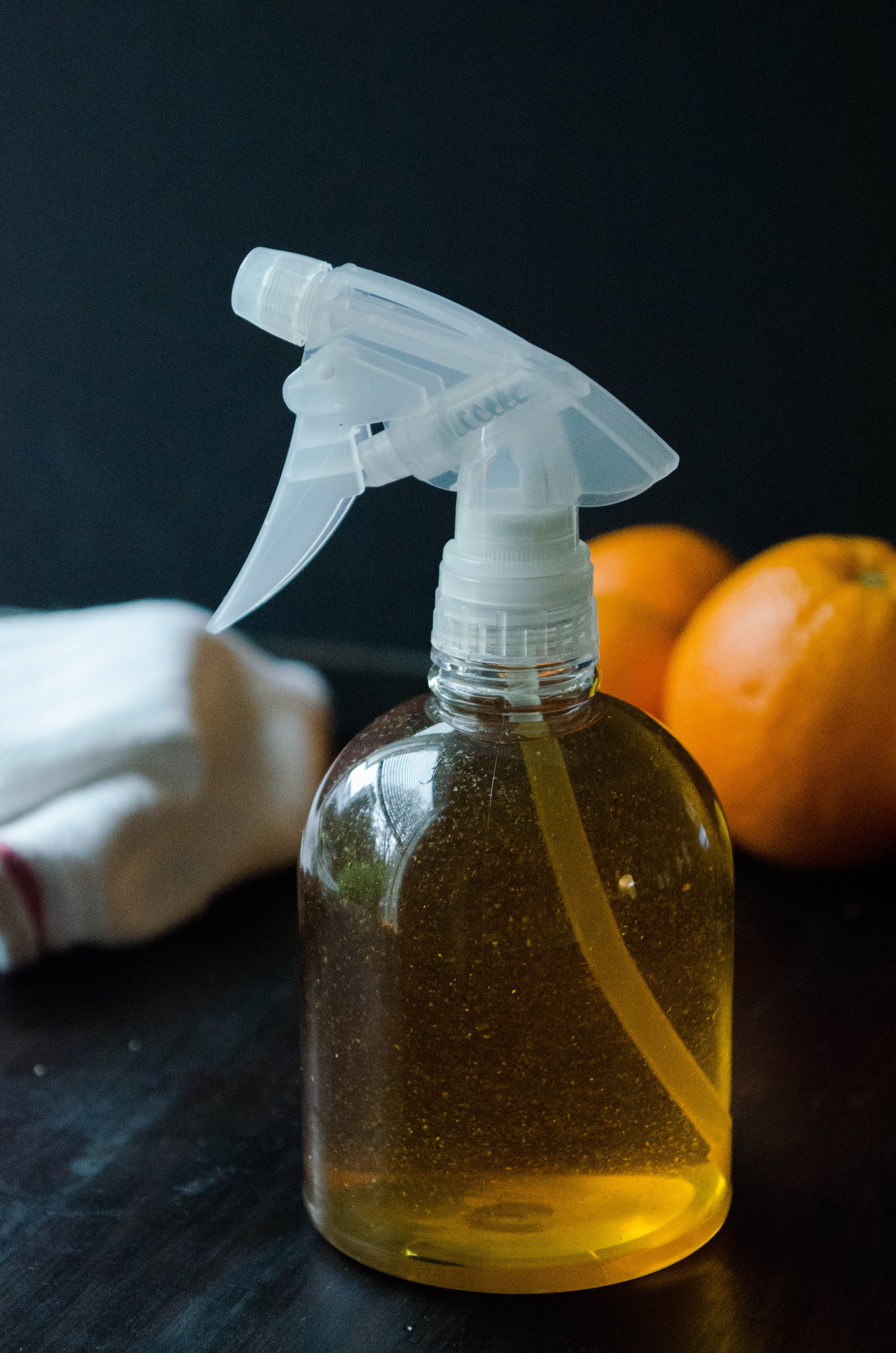 How To Make an All-Purpose Kitchen Cleaner Using Citrus Peels | Kitchn