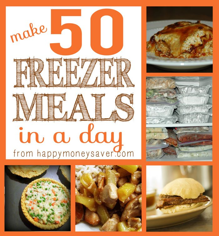 10 Freezer Meal Plans from Real Home Cooks | Kitchn