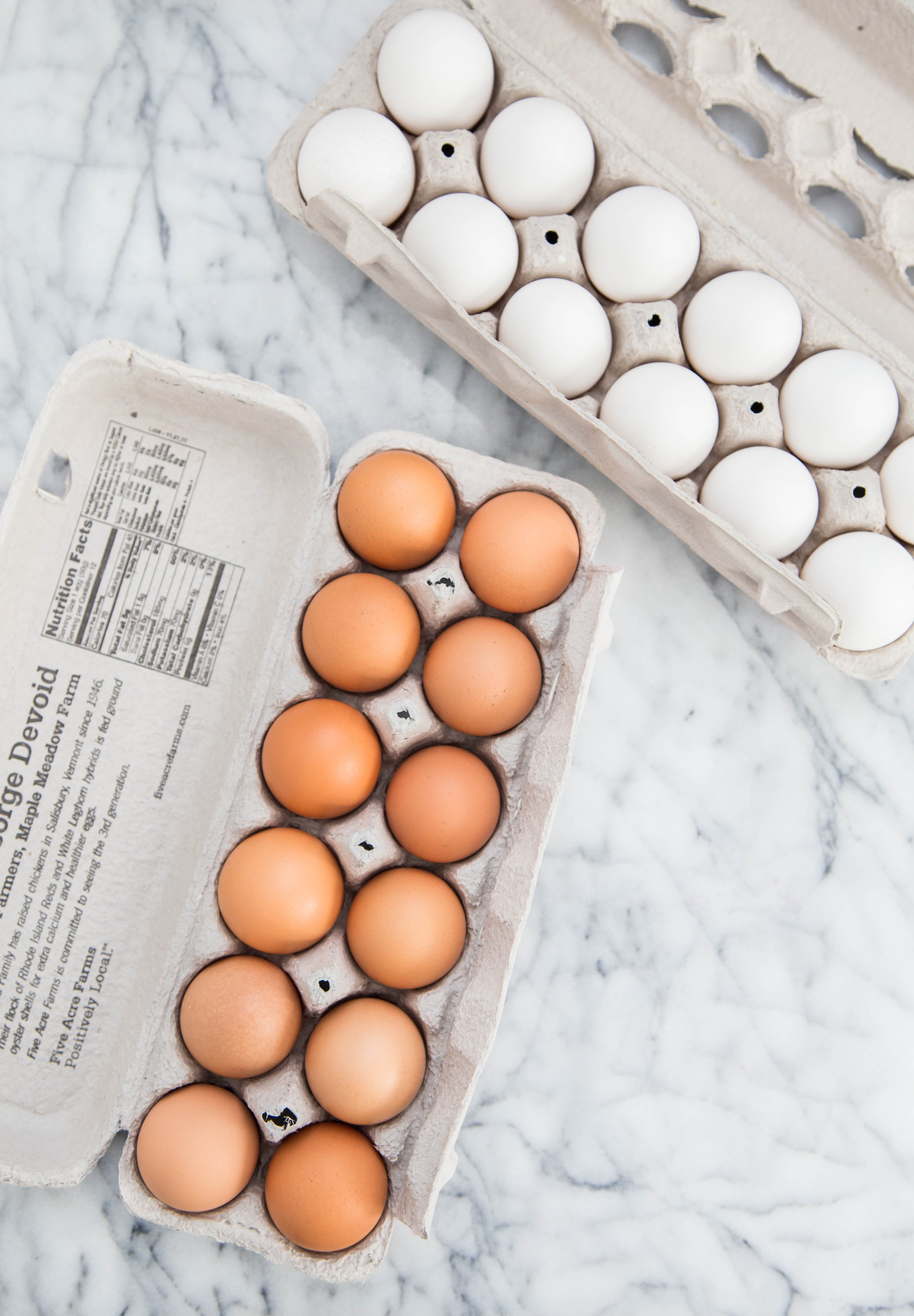 Brown & White Eggs: Is There a Difference? | Kitchn