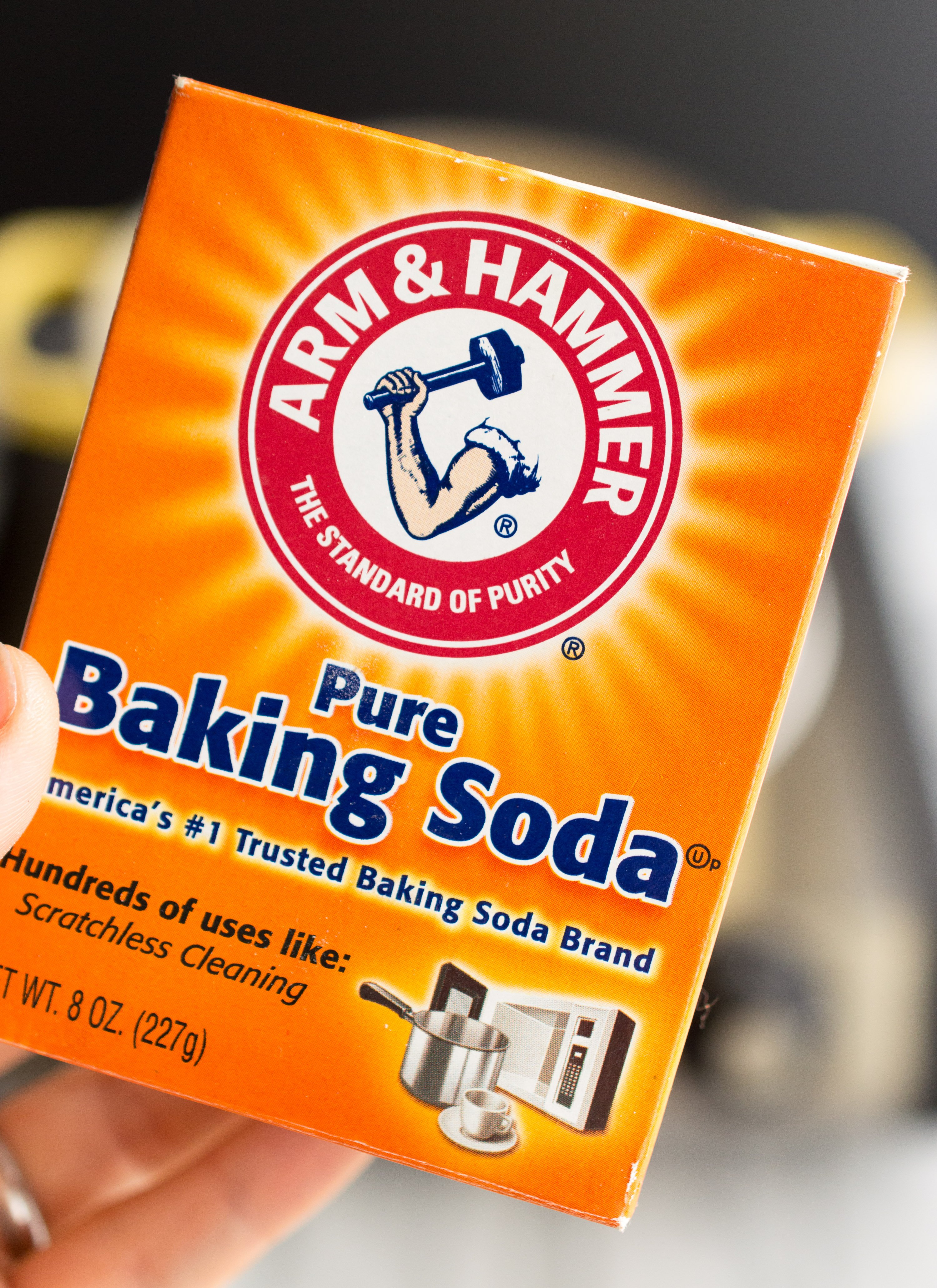 10 Things to Clean in the Kitchen with Baking Soda | Kitchn