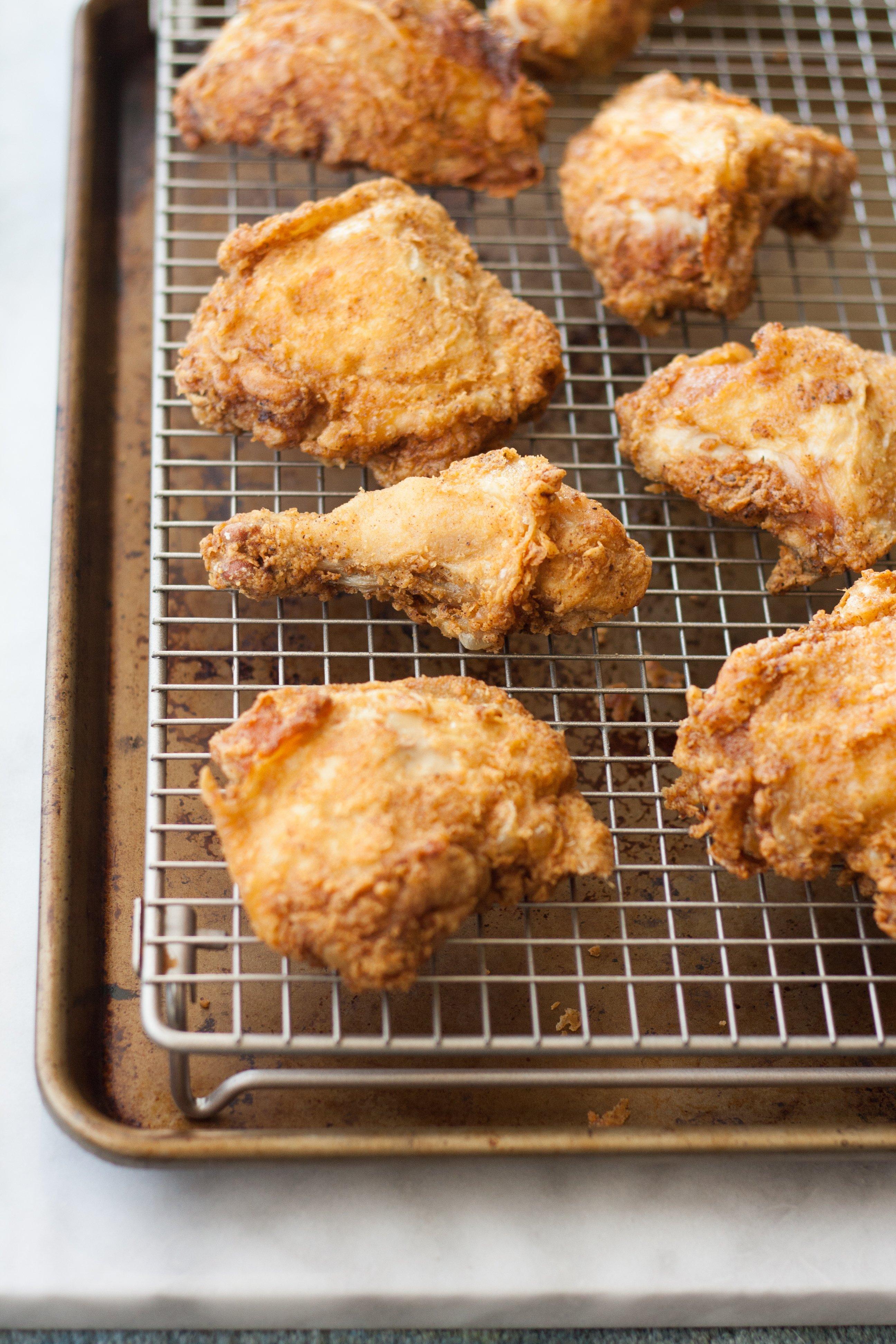 The Best Way To Keep Fried Foods Crispy Kitchn
