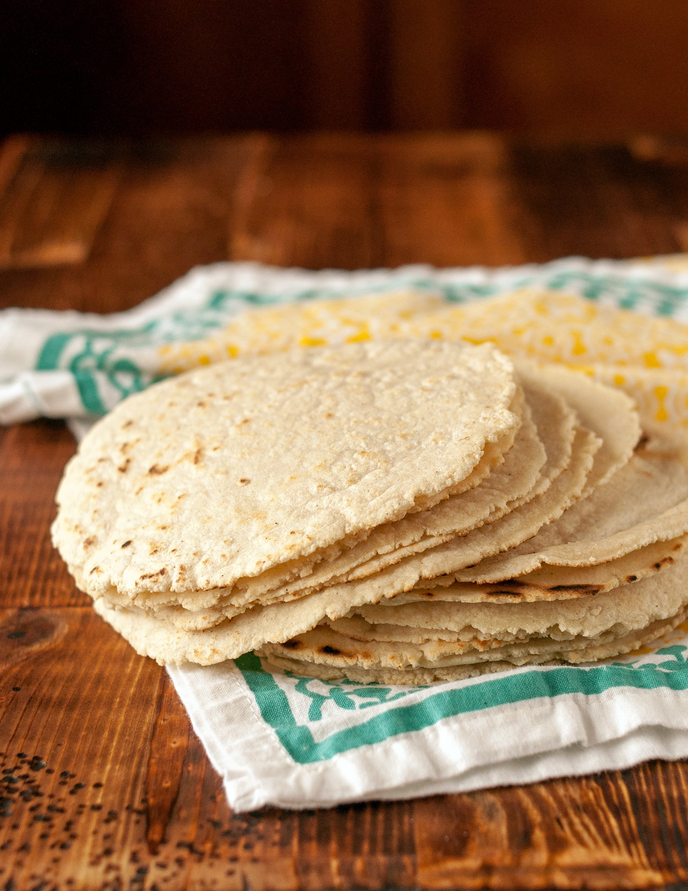 How To Make Corn Tortillas from Scratch | Kitchn