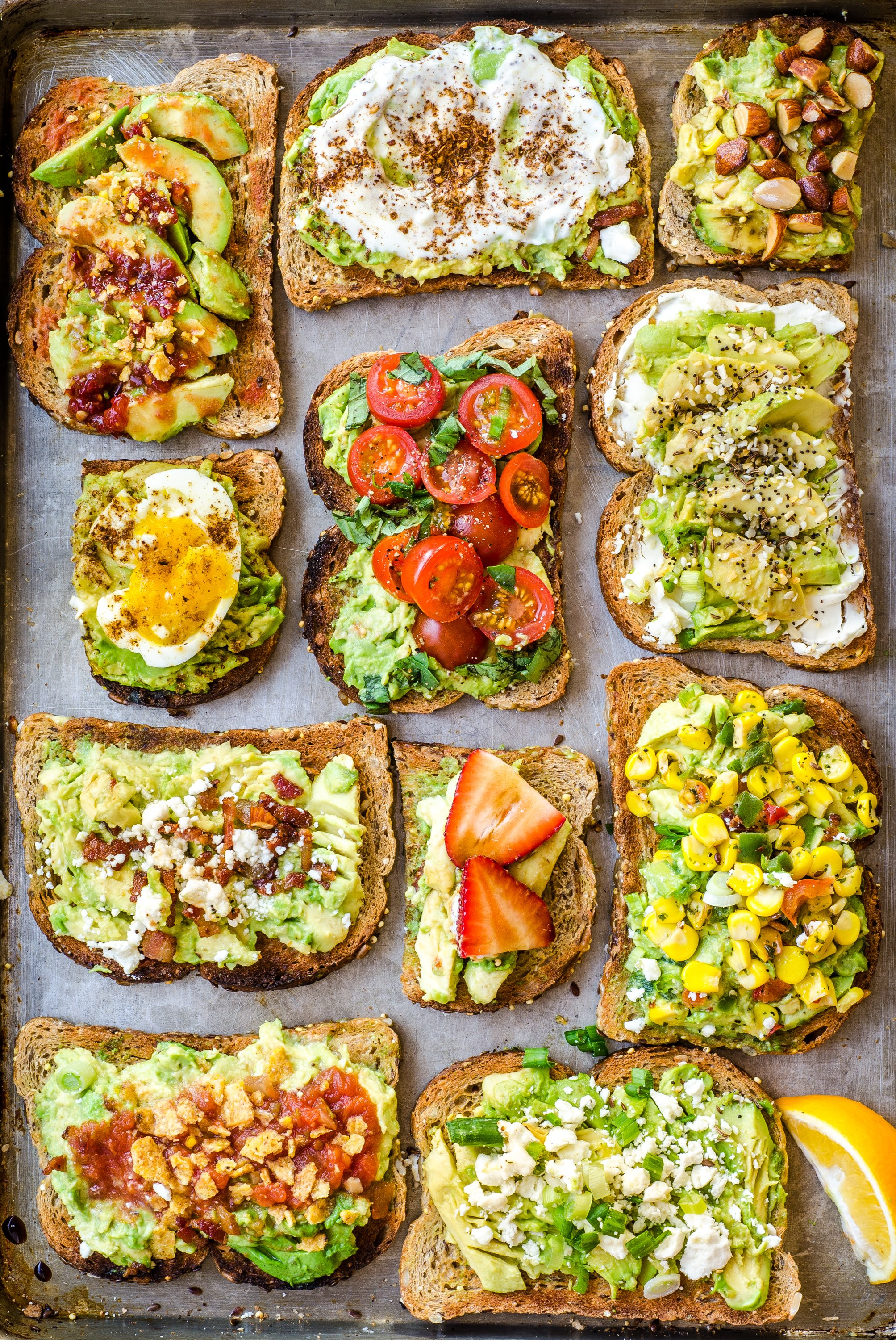 11 Easy Ways to Fancy Up Your Avocado Toast | Kitchn
