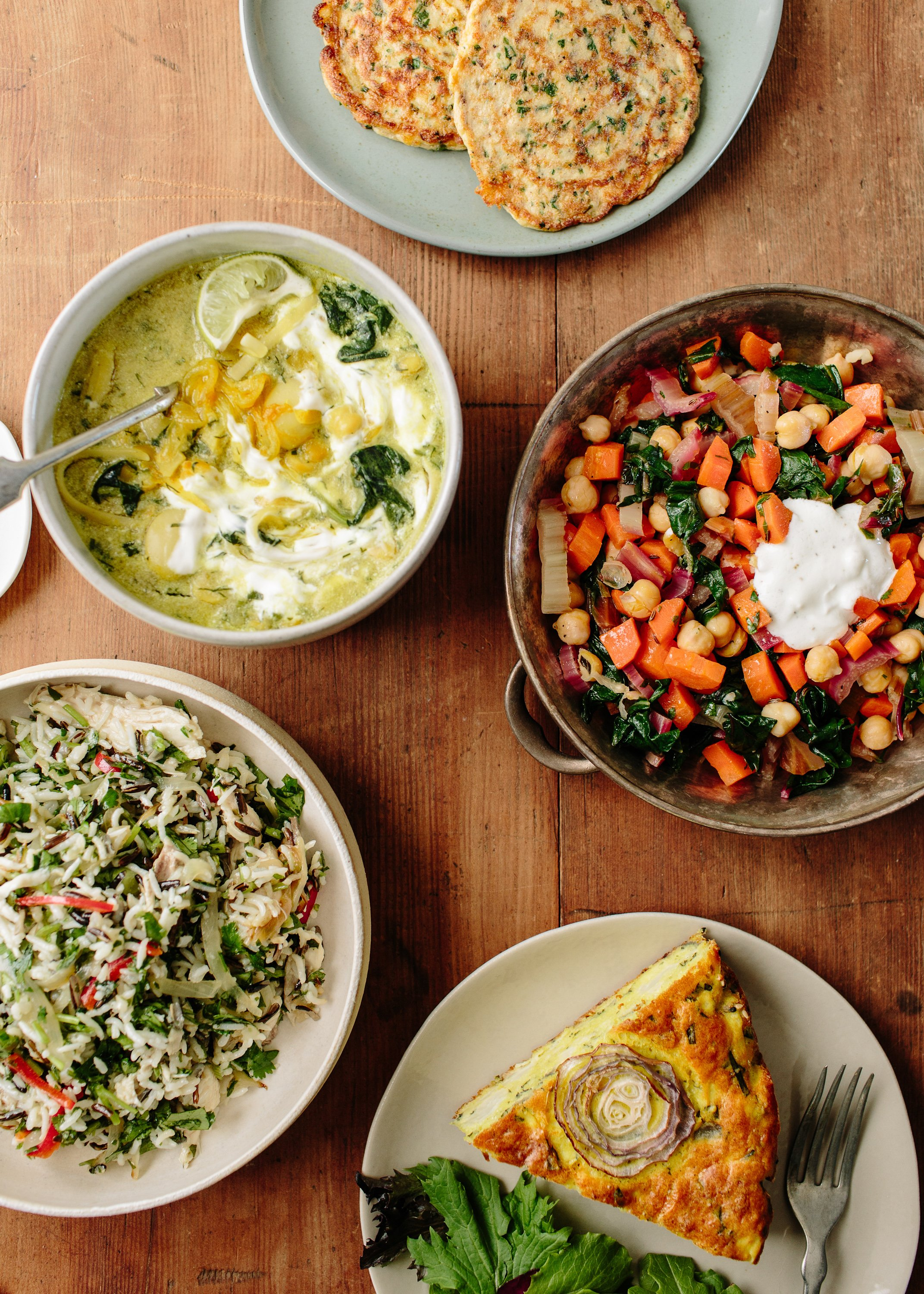 A Week of Lunches from Ottolenghi | Kitchn