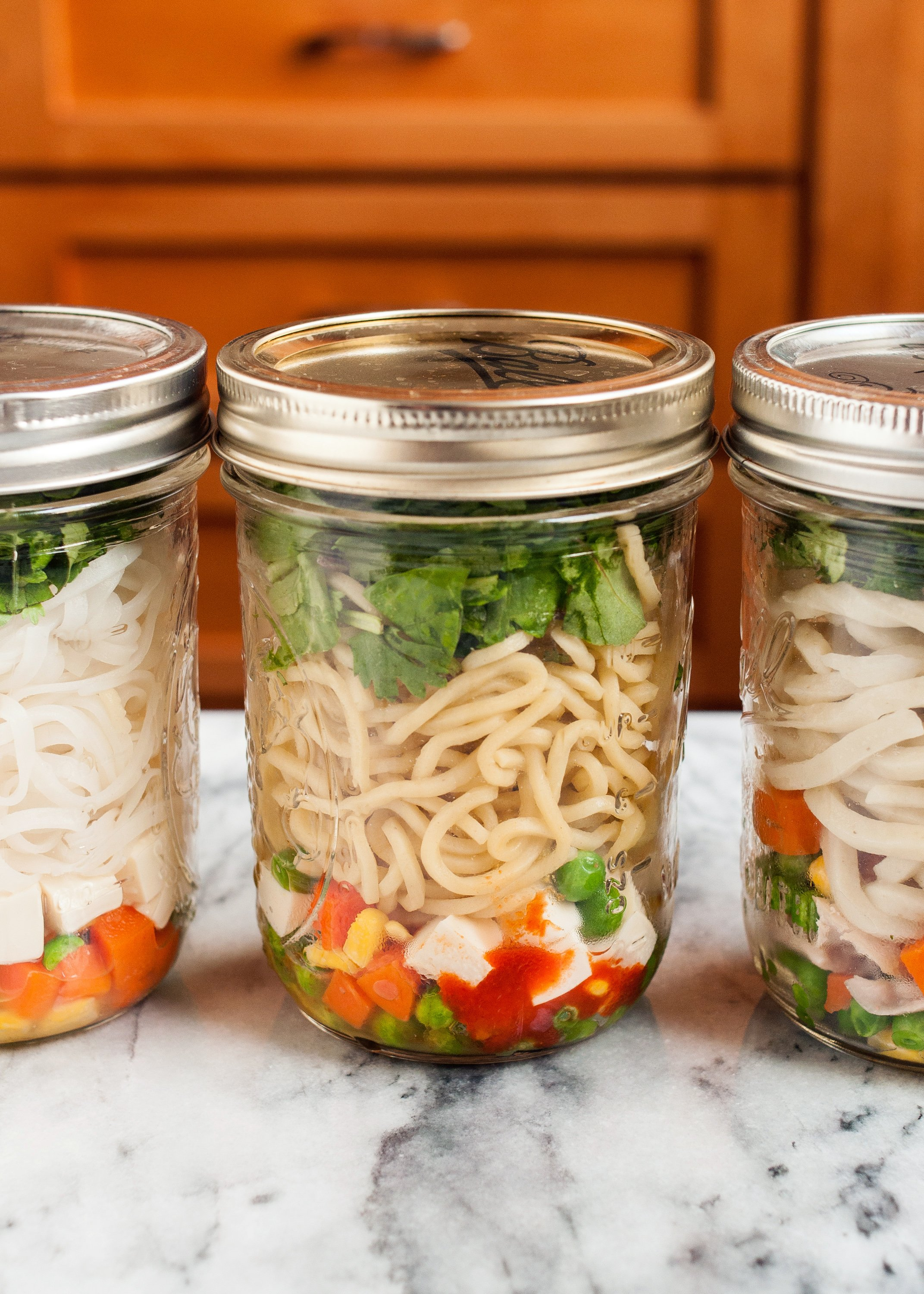 How To Make DIY Instant Noodle Cups | Kitchn