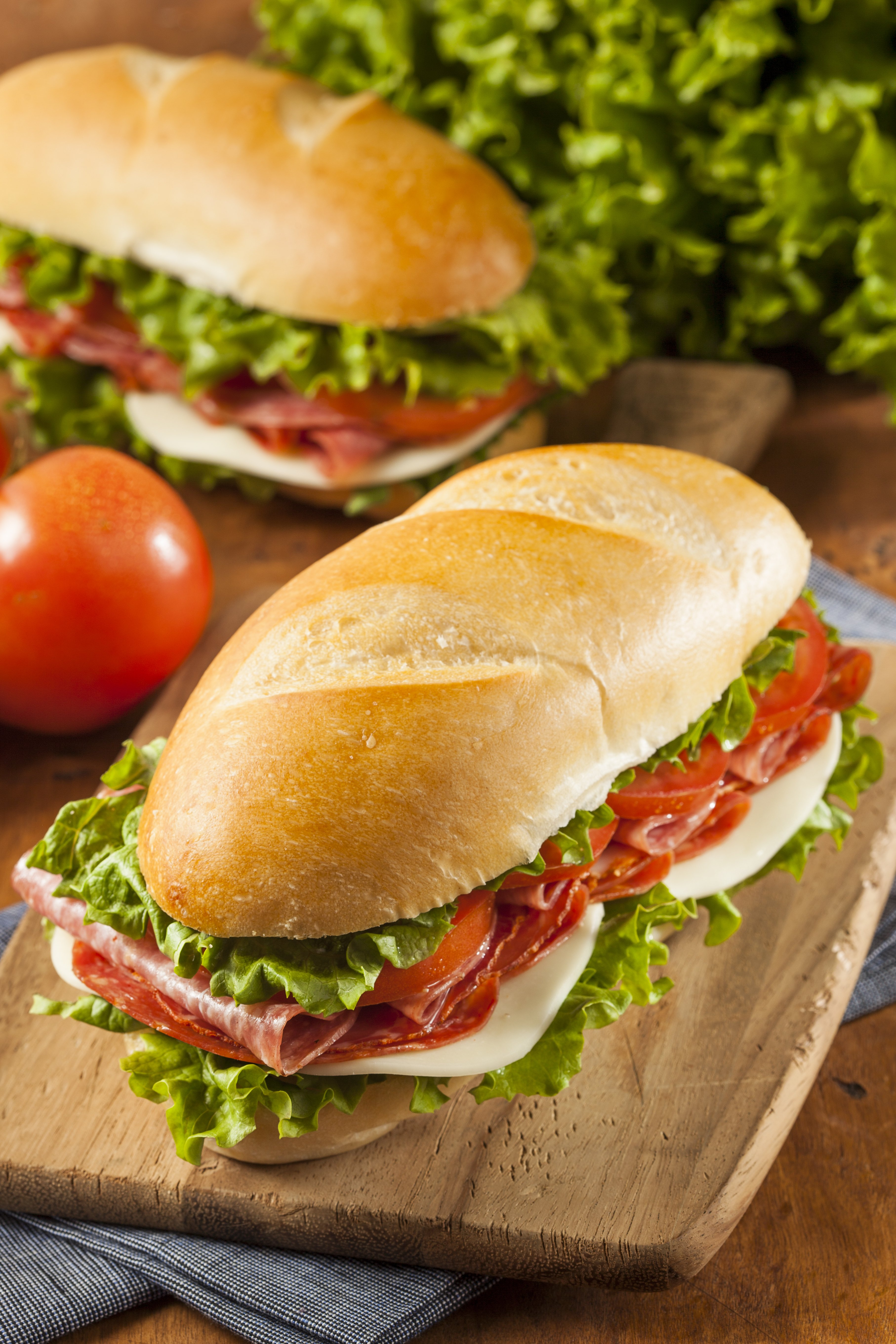 Is There a Difference Between Hoagies, Heroes, Subs, and