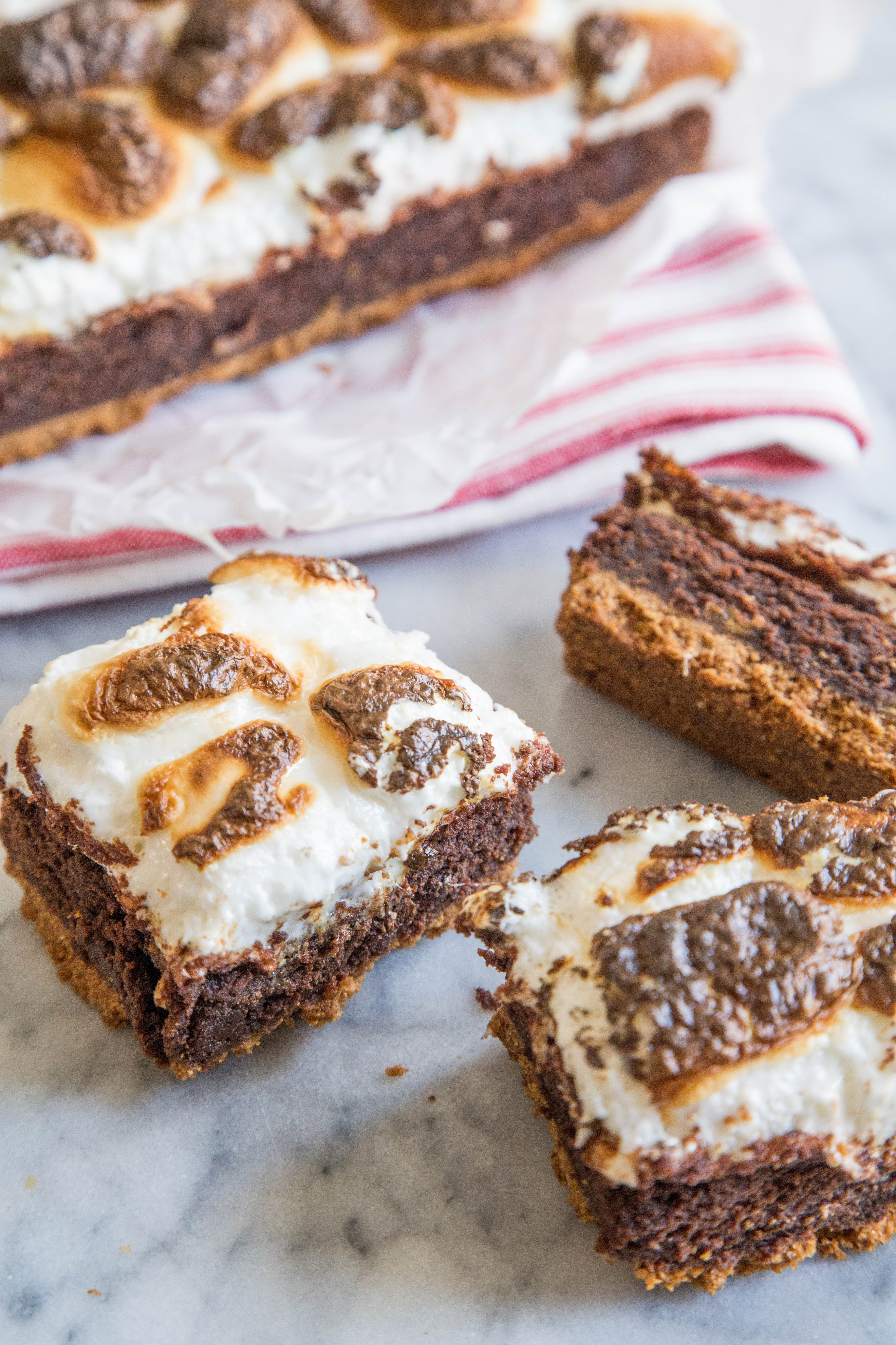Recipe: S'mores Brownies