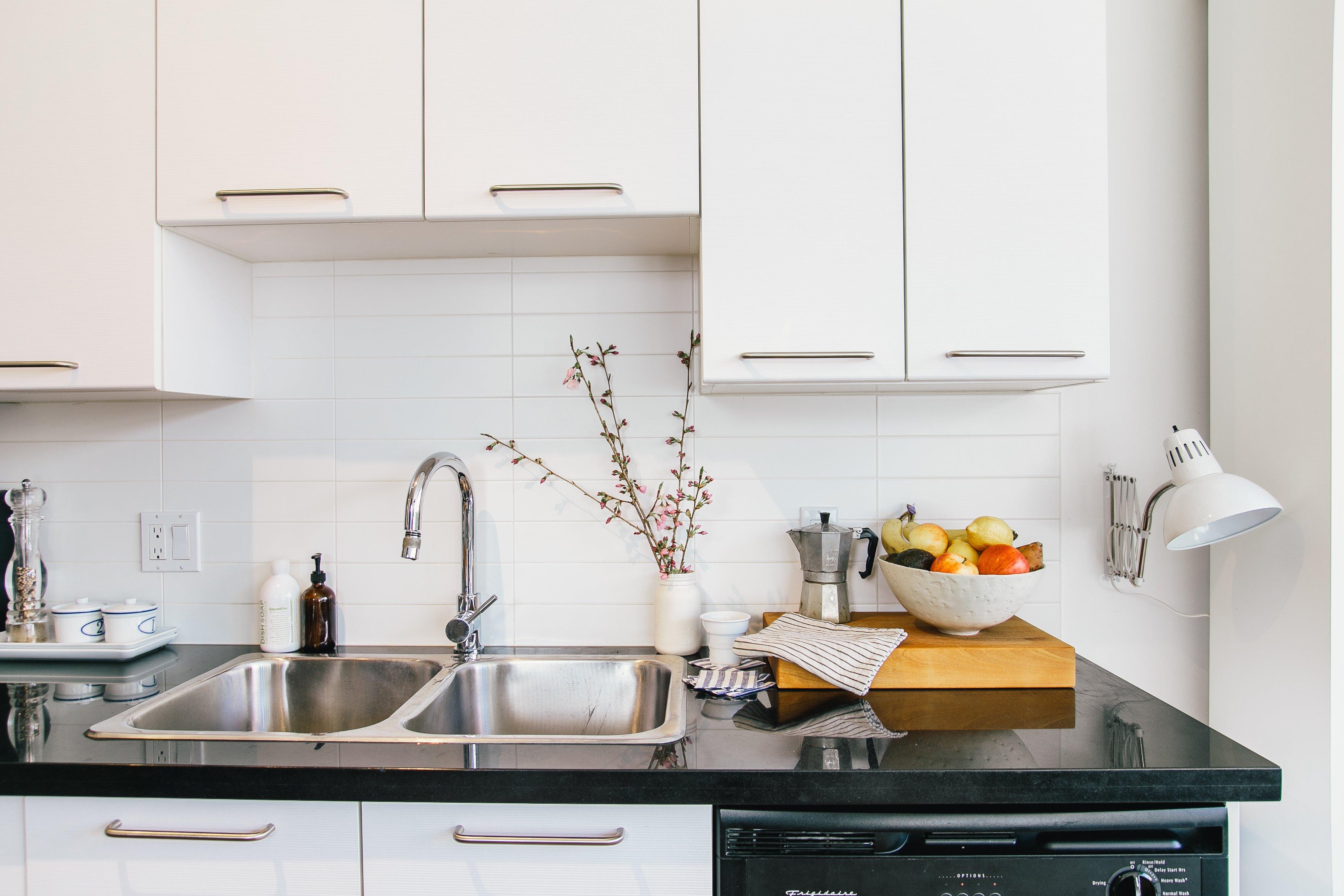 Get Rid of Stinky Kitchen Sink Smells | Kitchn